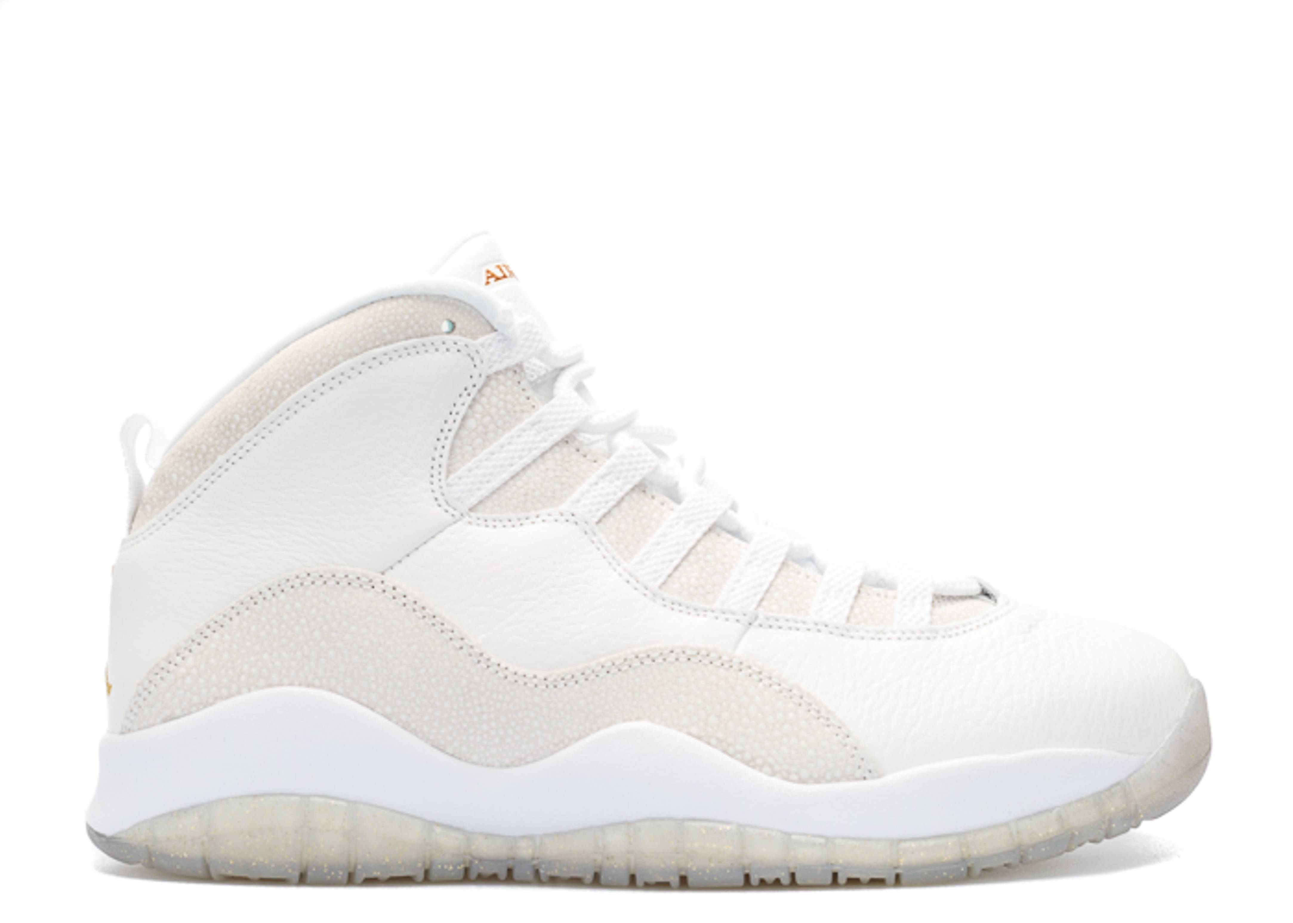 7d5cc048f76f Air Jordan 10 Retro Ovo