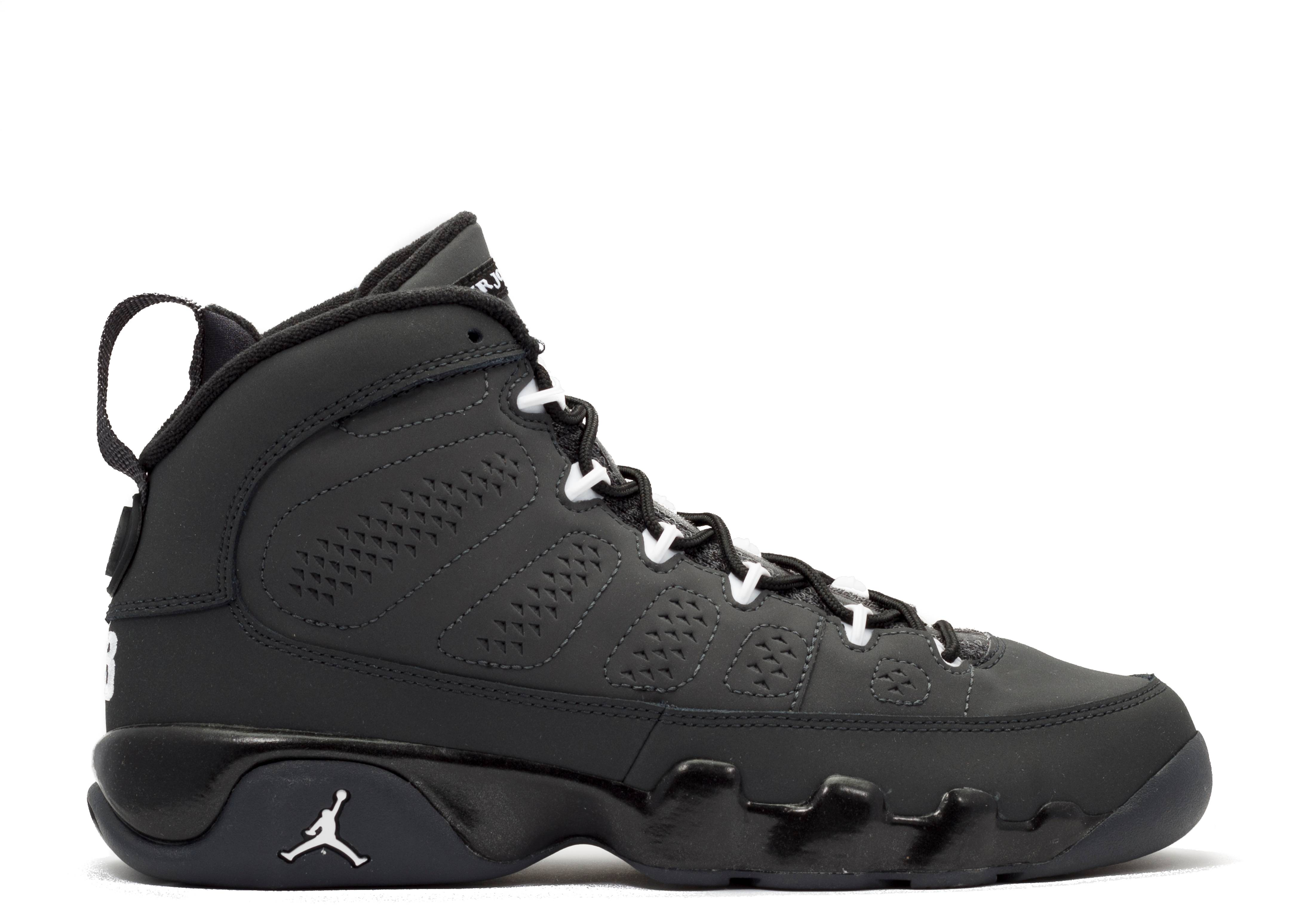 Air Jordan 9 Rétro Bg Anthracite