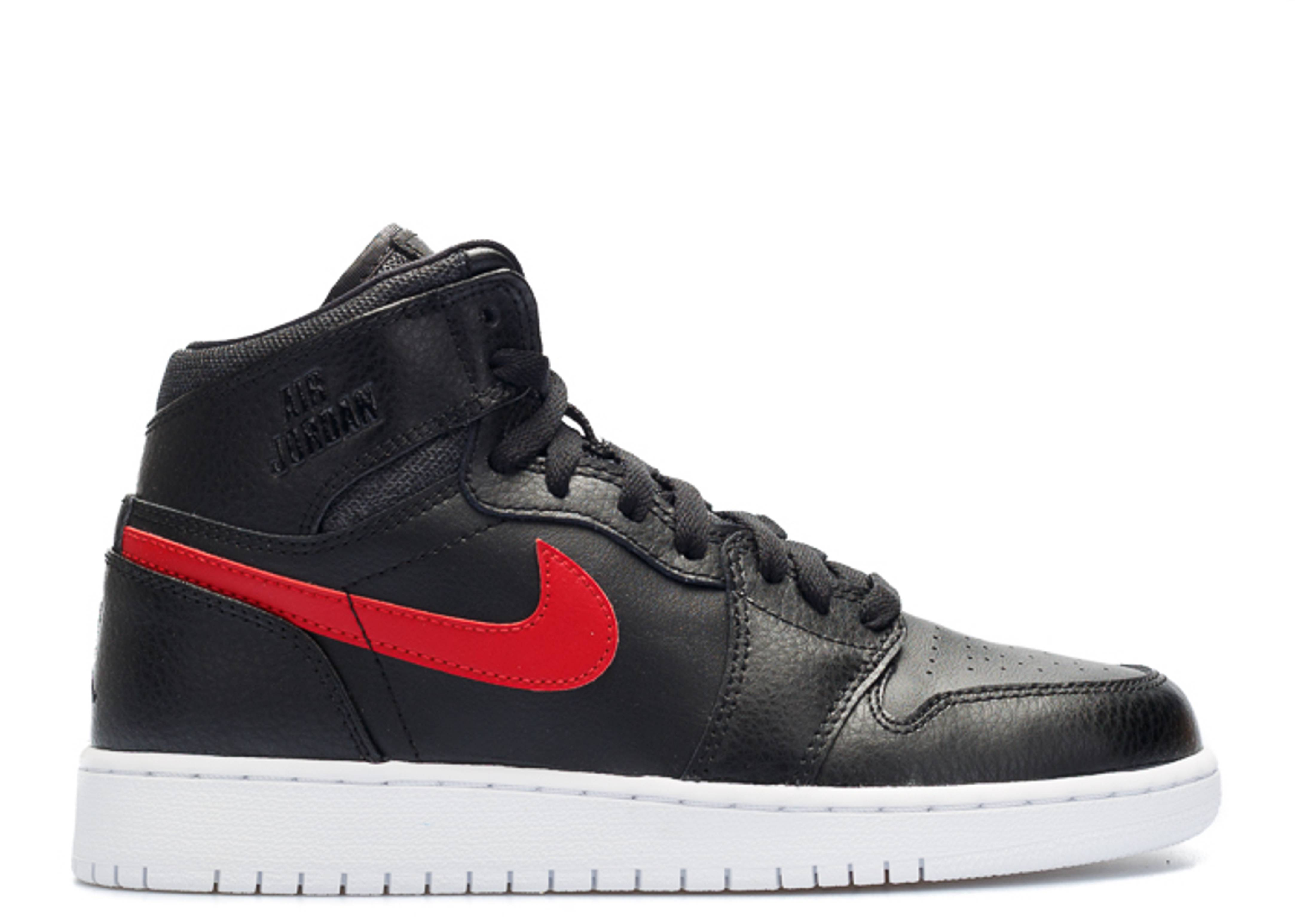 d893421fe997 1 Retro High Bg - Air Jordan - 705300 012 - black gym red-black ...