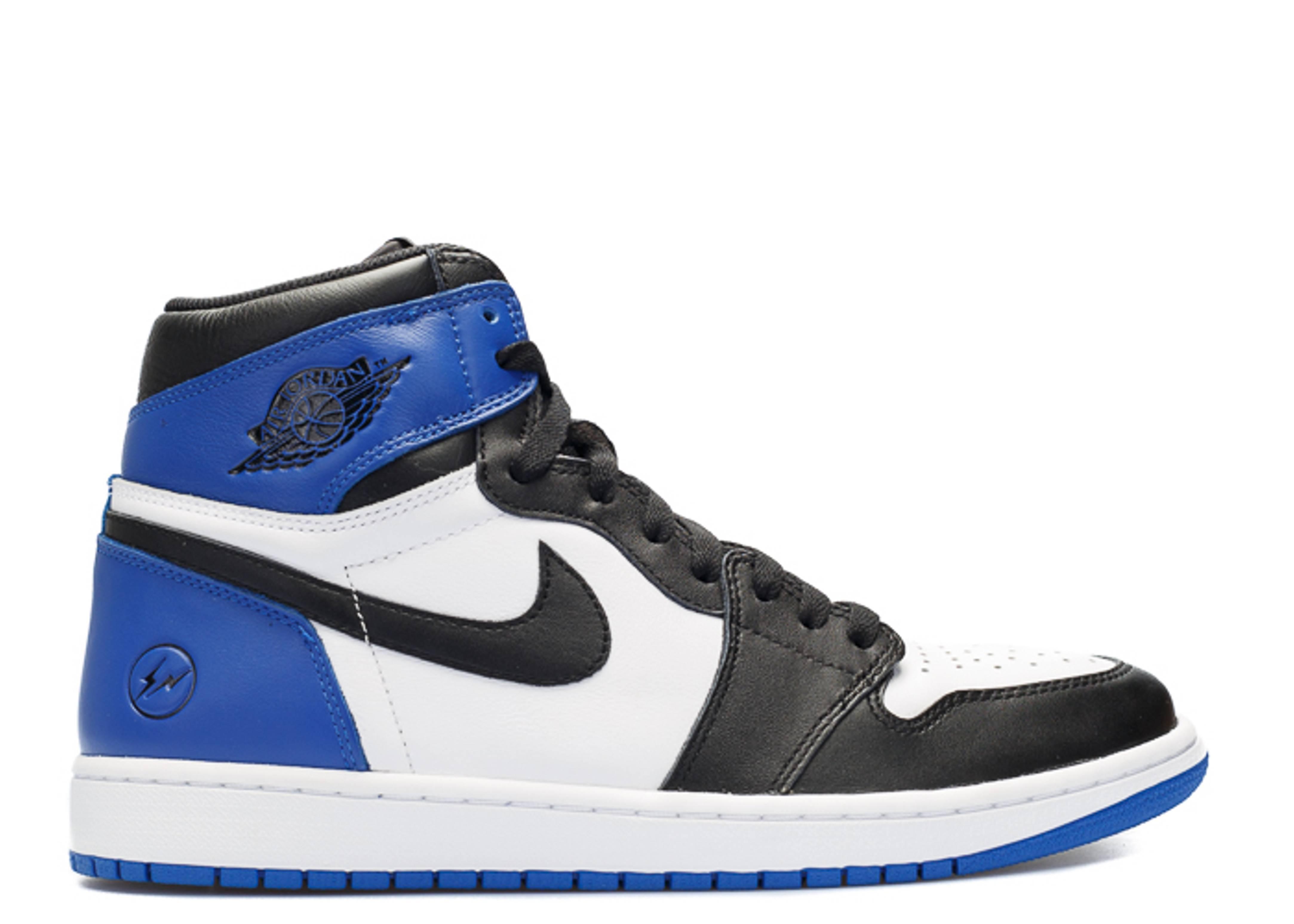 Air Jordan 1 Amis Fragment Et La Famille