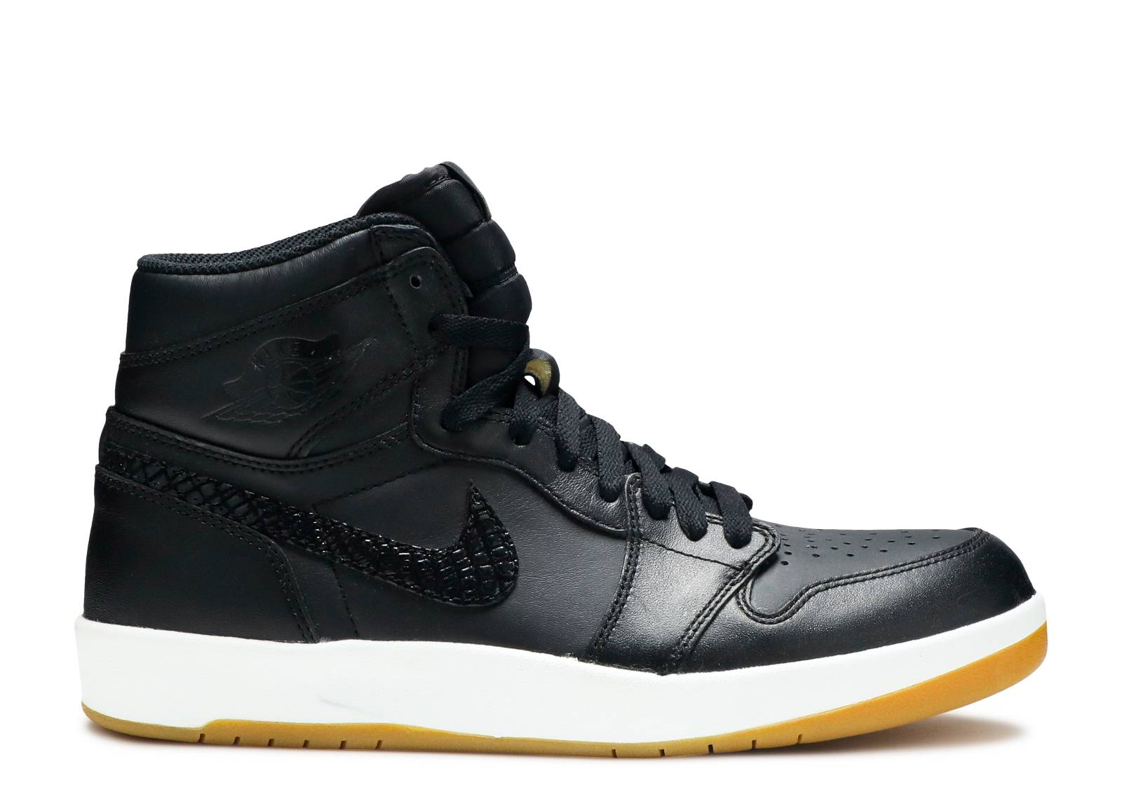 "air jordan 1 high the return ""Black Gum"""