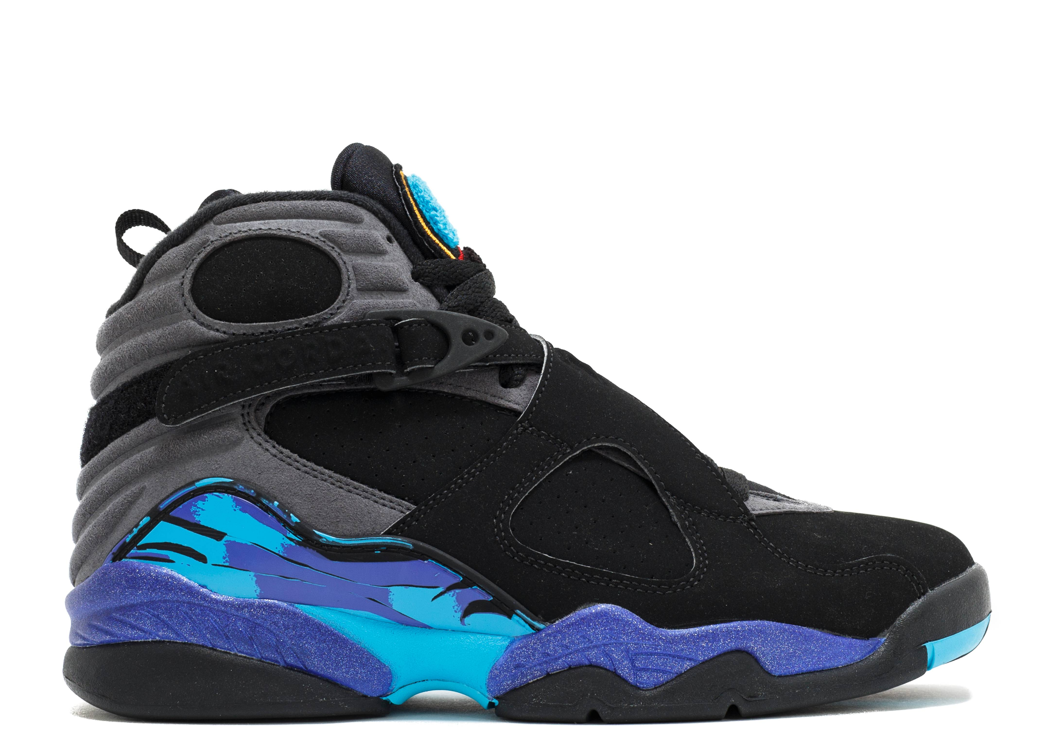 """Air Jordan 8 Retro 'Aqua' 2015 """"aqua 2015"""""""