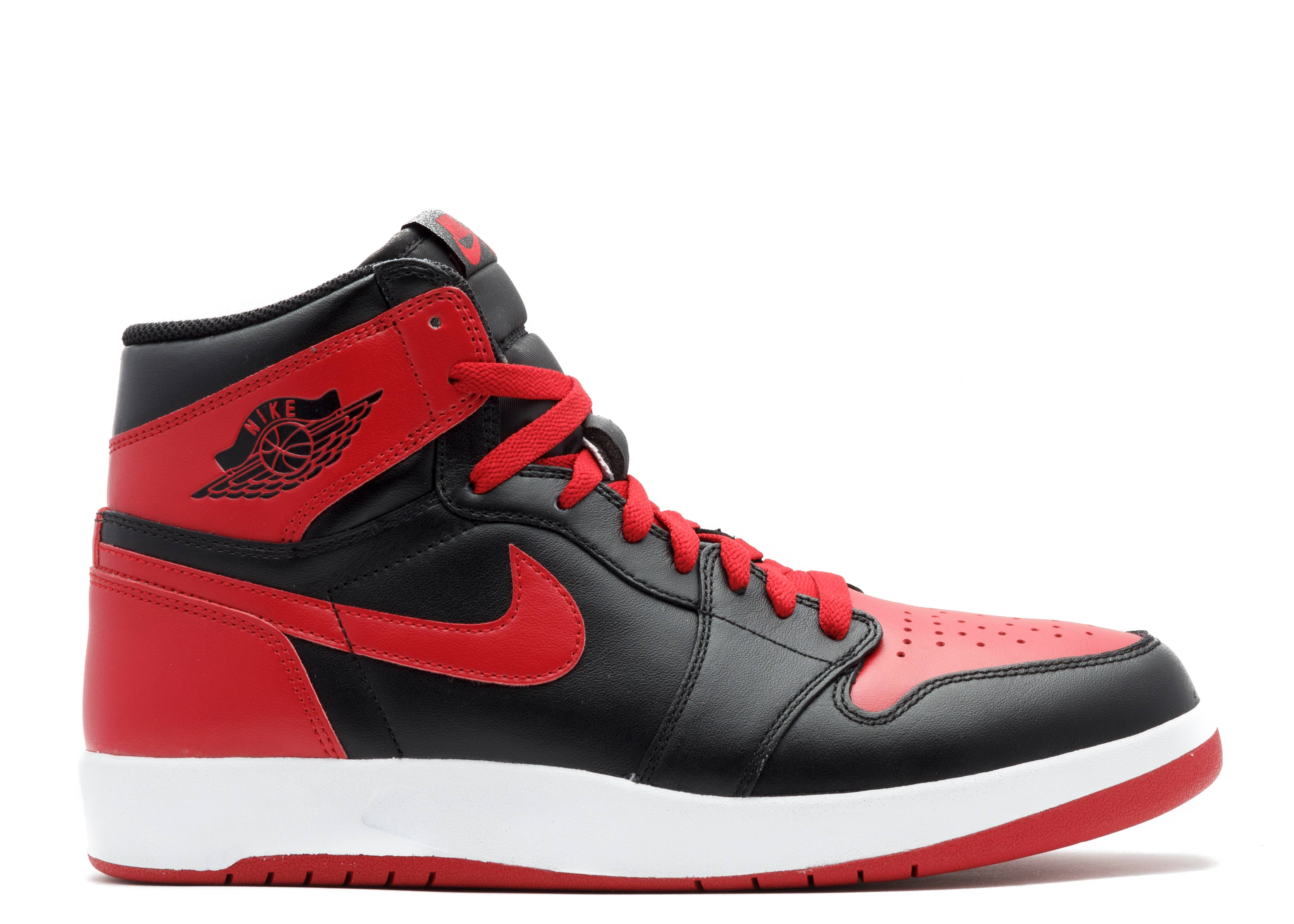 "air jordan 1 high the return ""bred"""