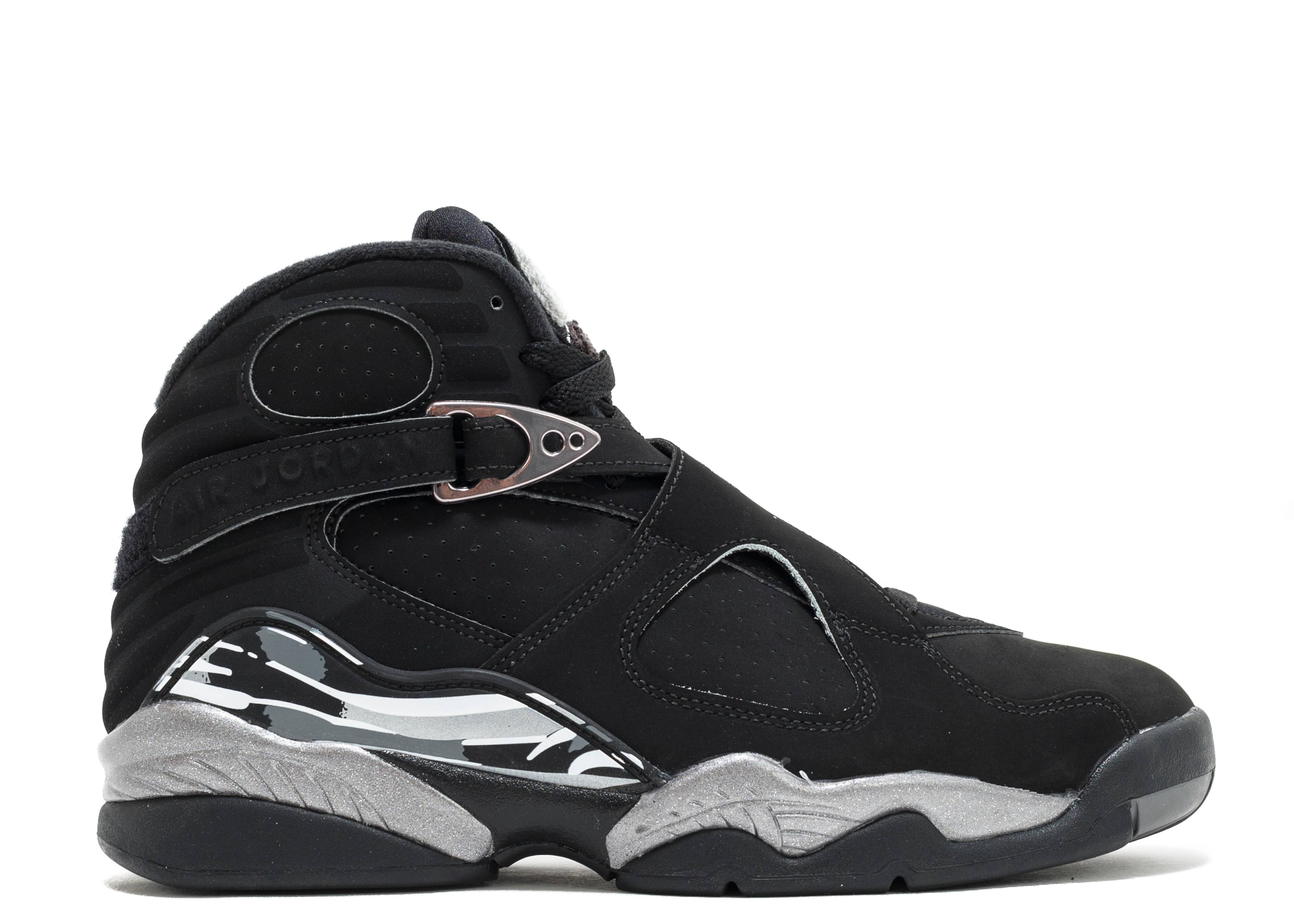 "air jordan 8 retro ""chrome"""