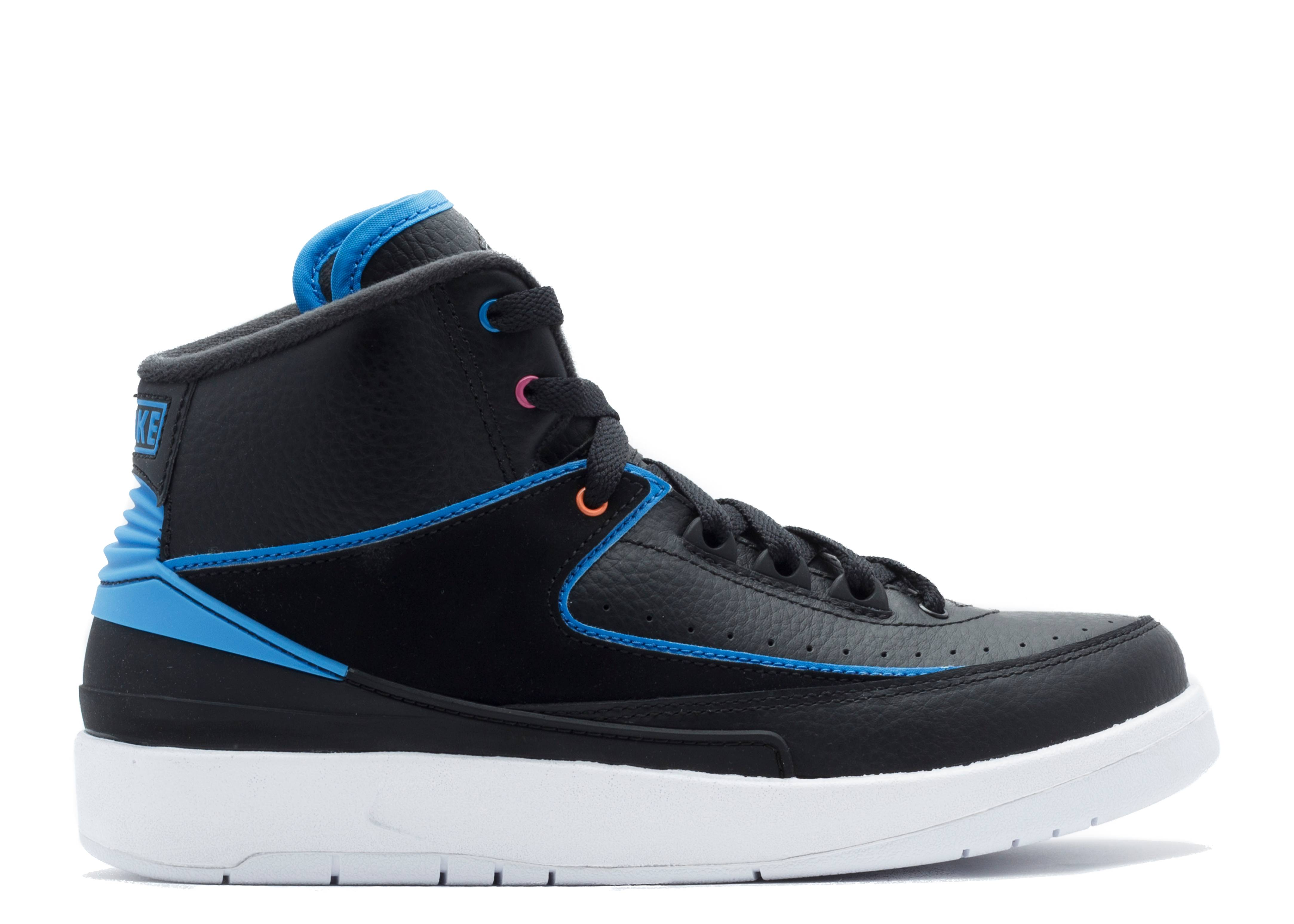 "air jordan 2 retro bg ""radio raheem"""