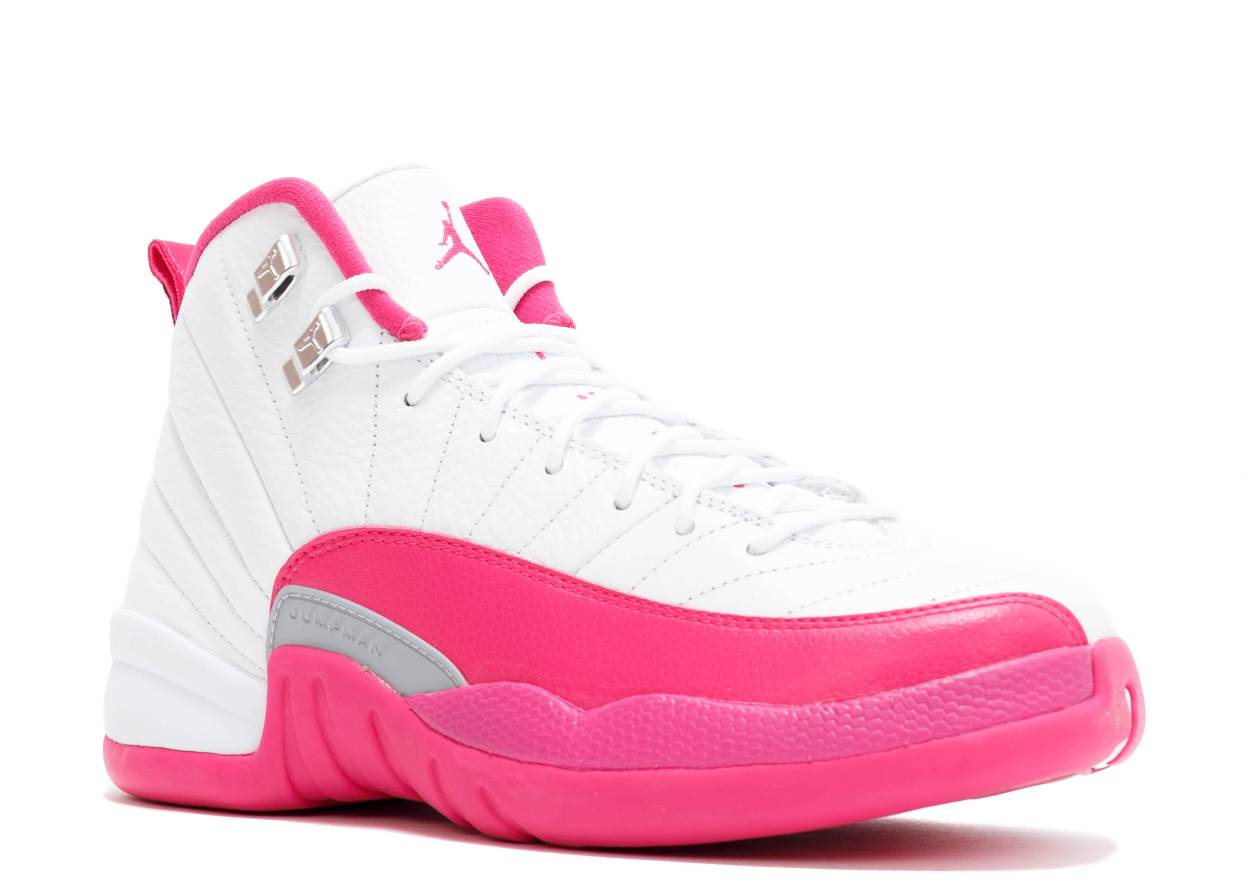 Air Jordan 12 Retro GG 'Vivid Pink'