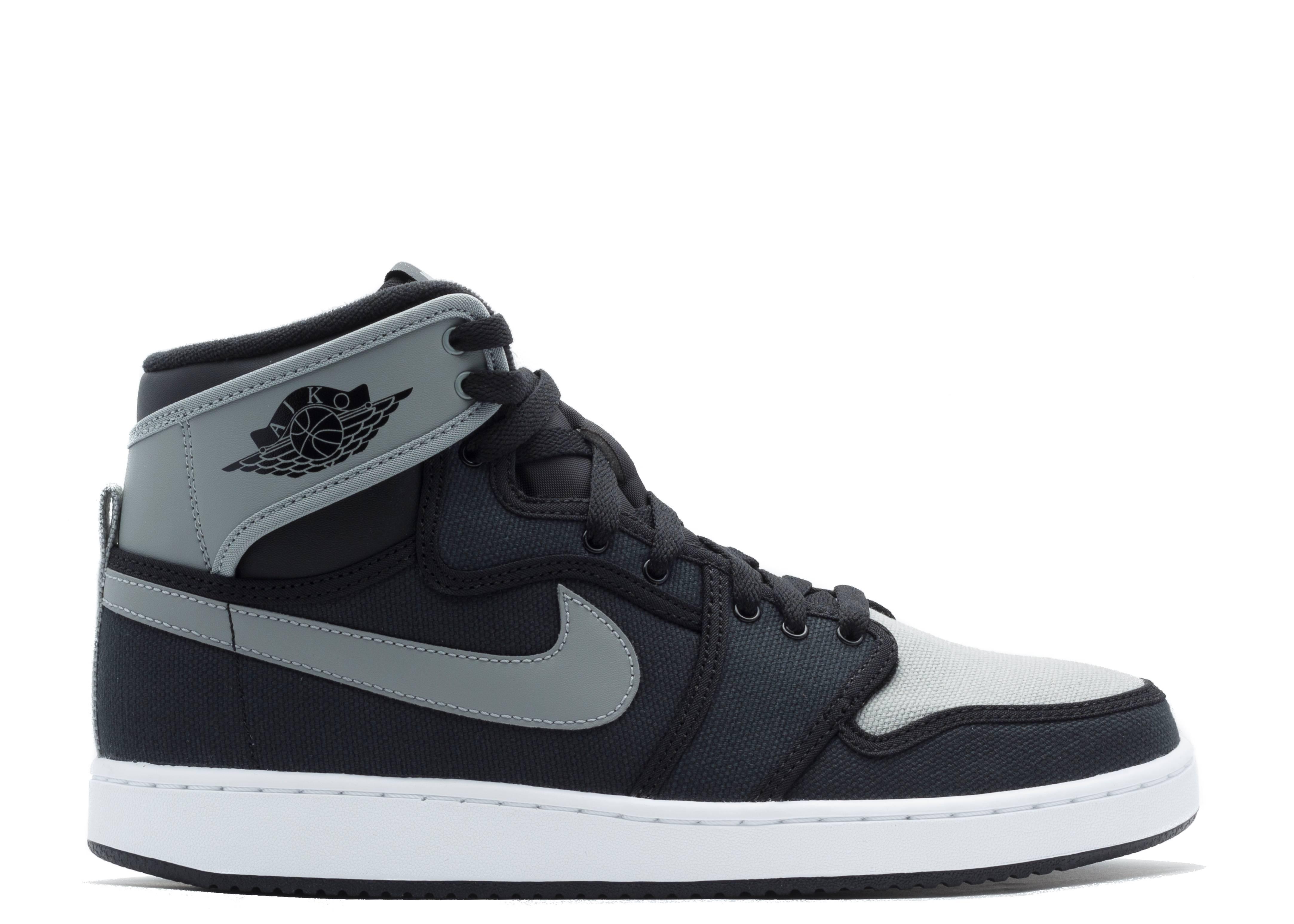 Grey Air Jordan Basketball Shoes