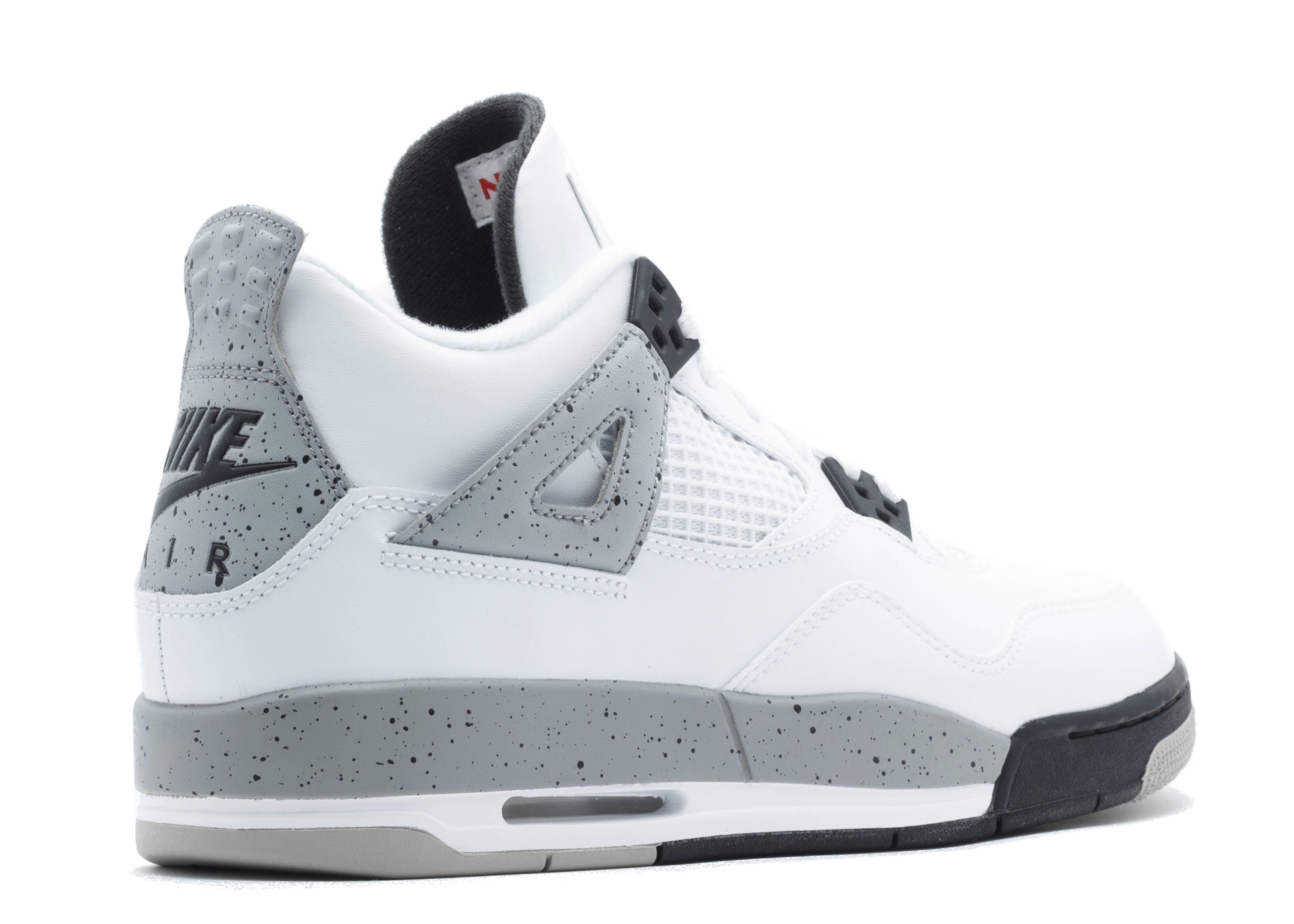 Jordan 4 Retro Og Cement