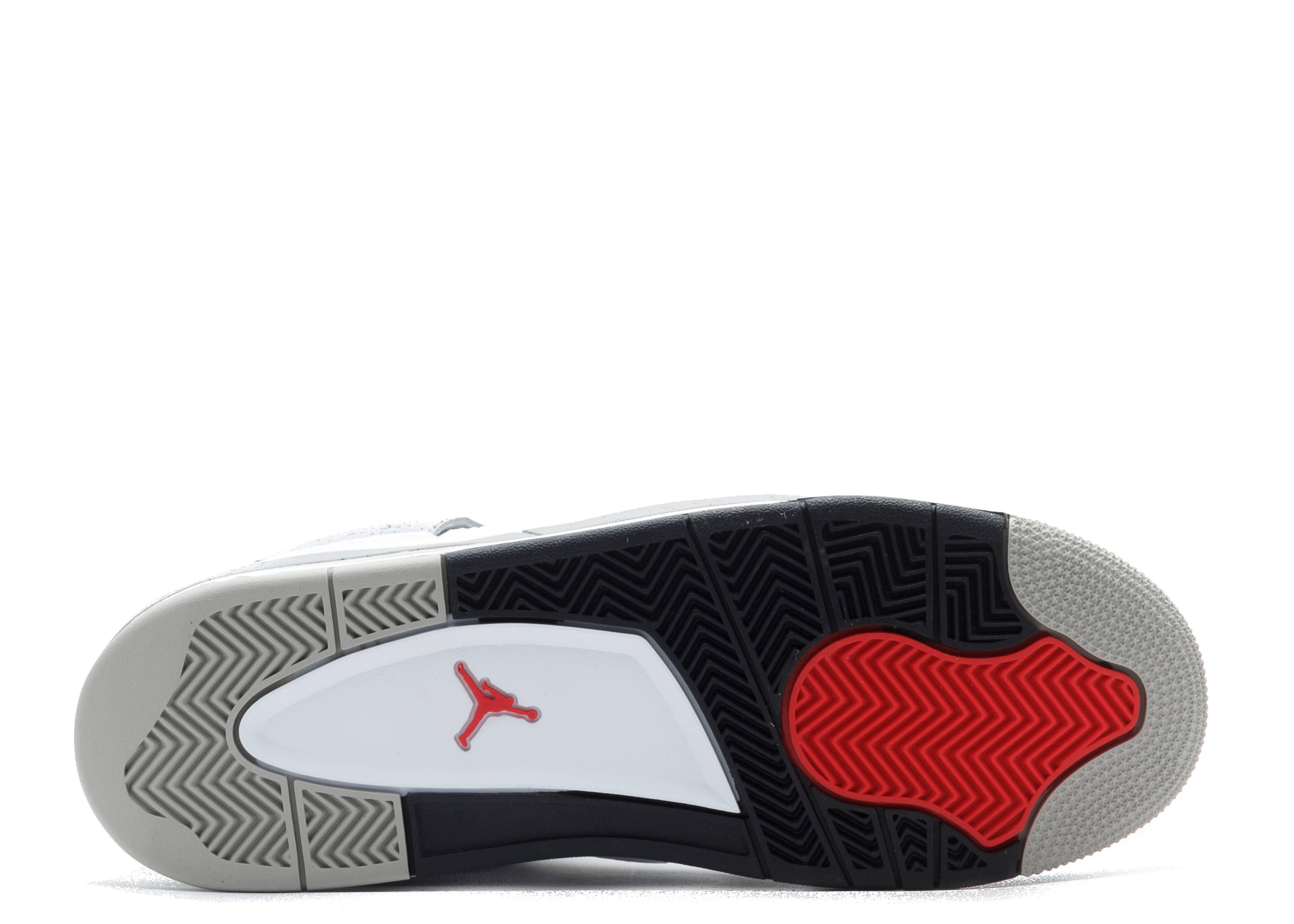 super popular 19cdb e59e7 Air Jordan 4 Retro Og Bg (gs)