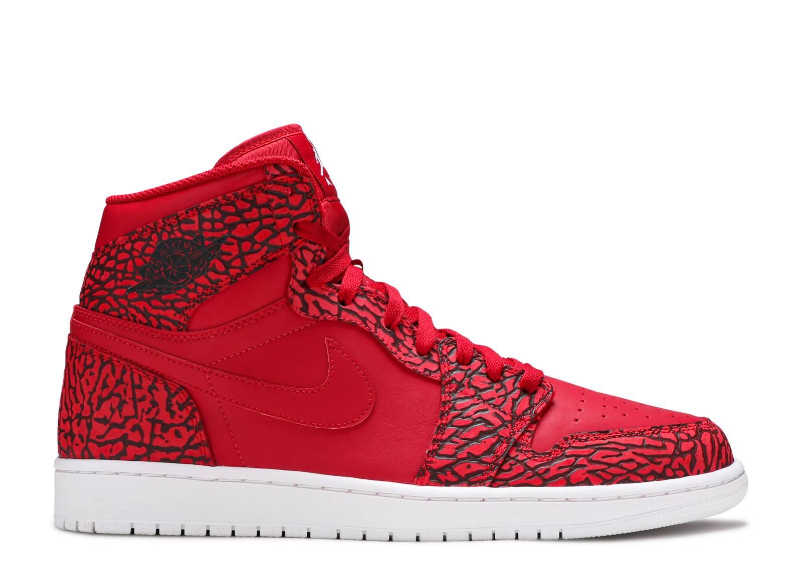 Air Jordan XXX ID Shoes White/Red