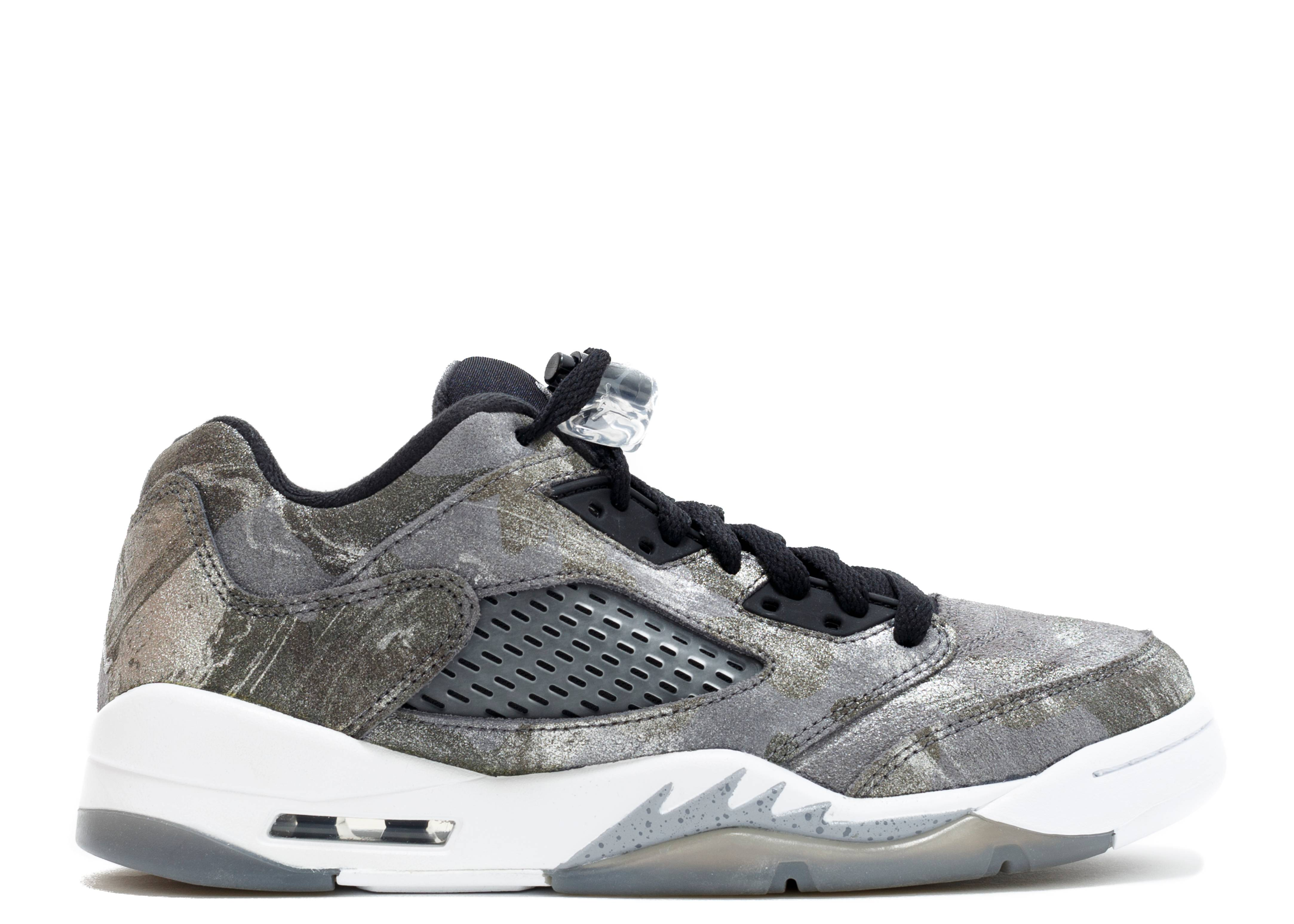60b3fe0126fe Air Jordan 5 Prem Low Gg (gs)