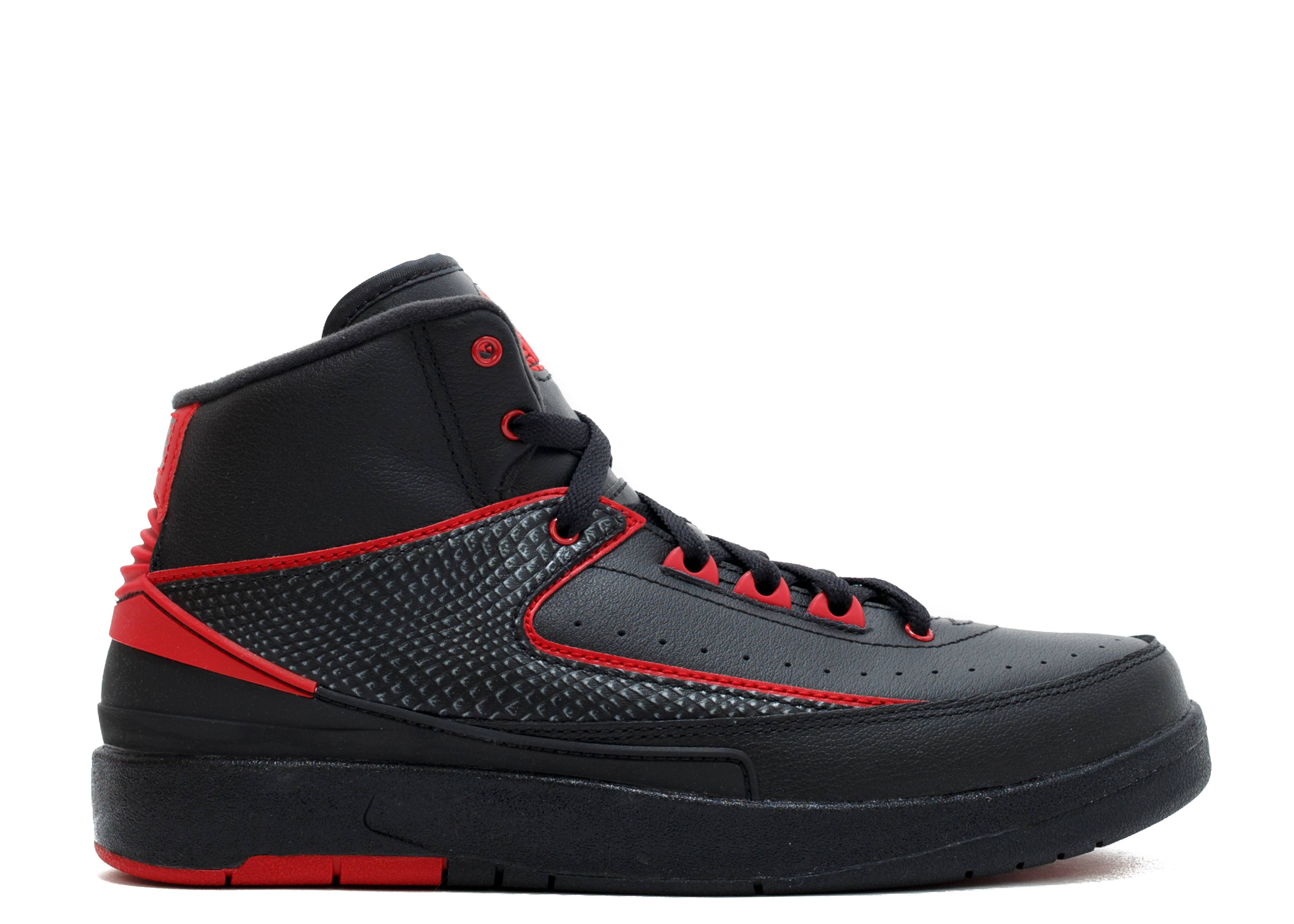 "air jordan 2 retro bg (gs) ""alternate 87"""