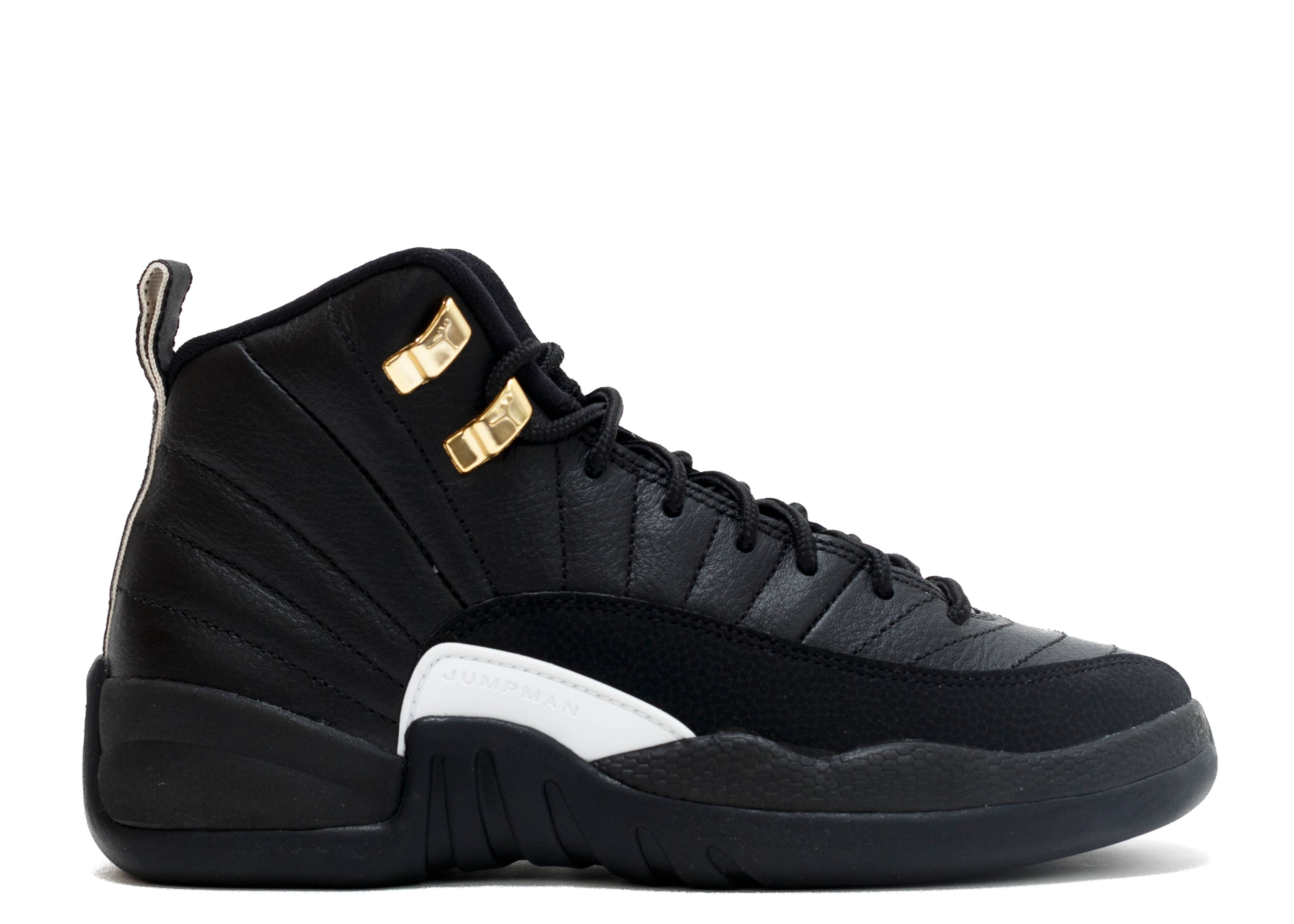 air jordan 12 retro bg gs the master