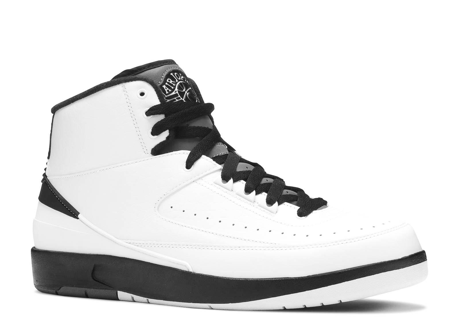 Air Jordan 2 Black