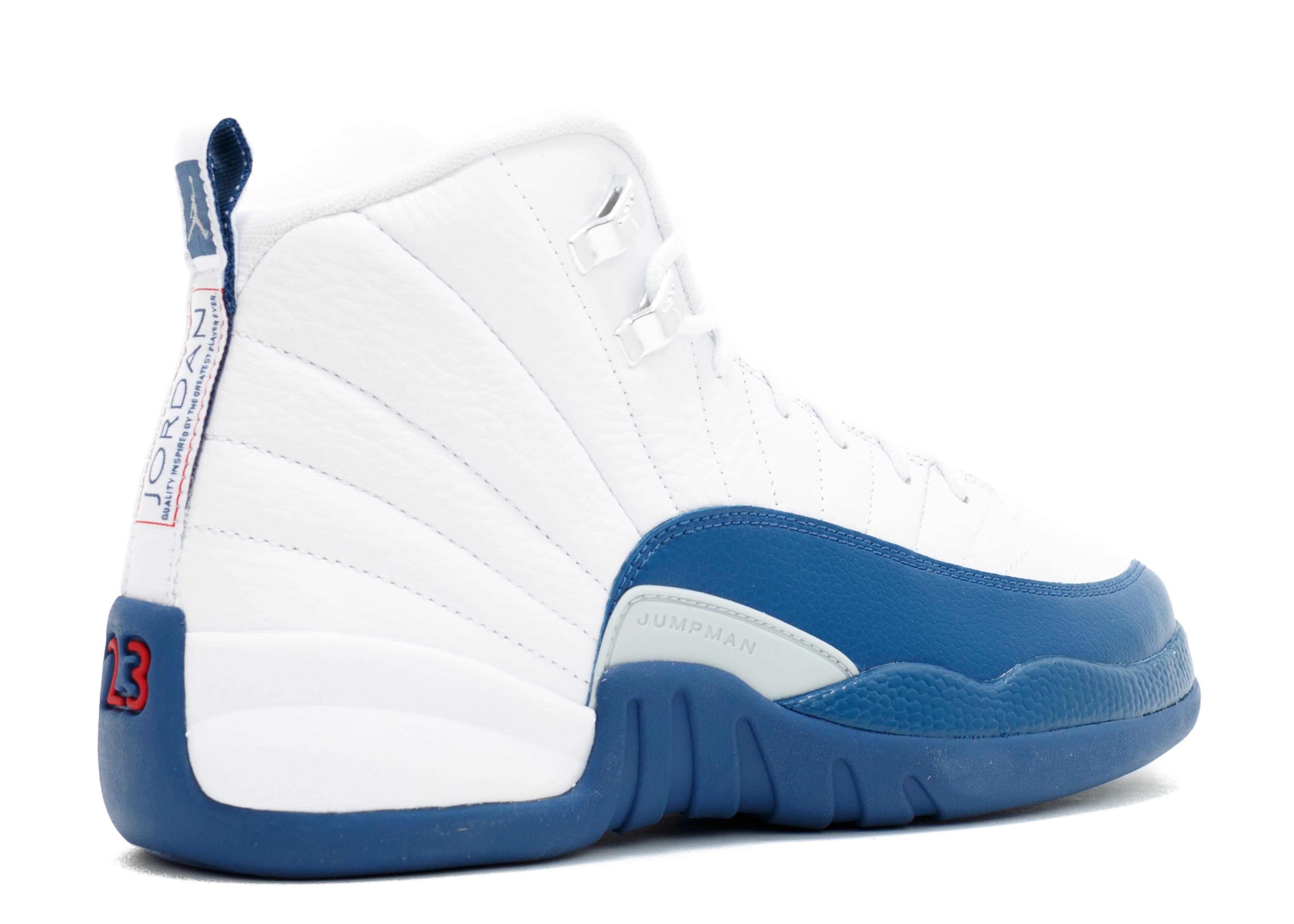 jordans 12 retro blue