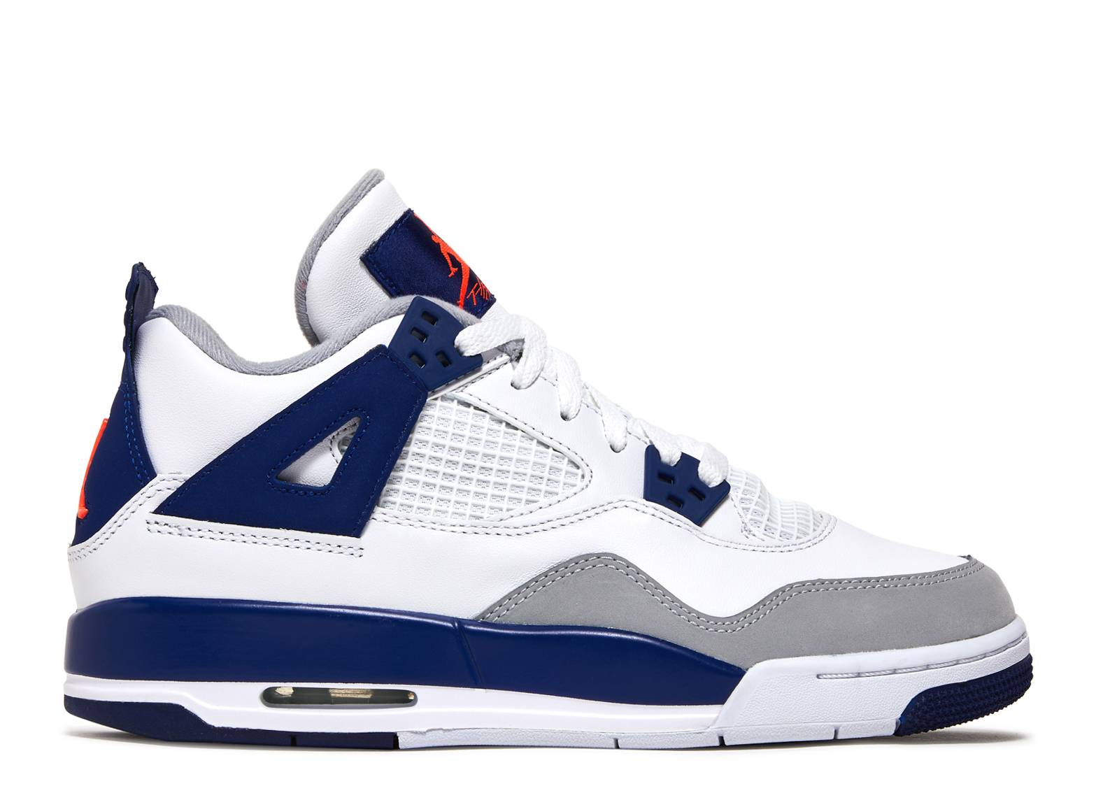"air jordan 4 retro gg (gs) ""knicks"""