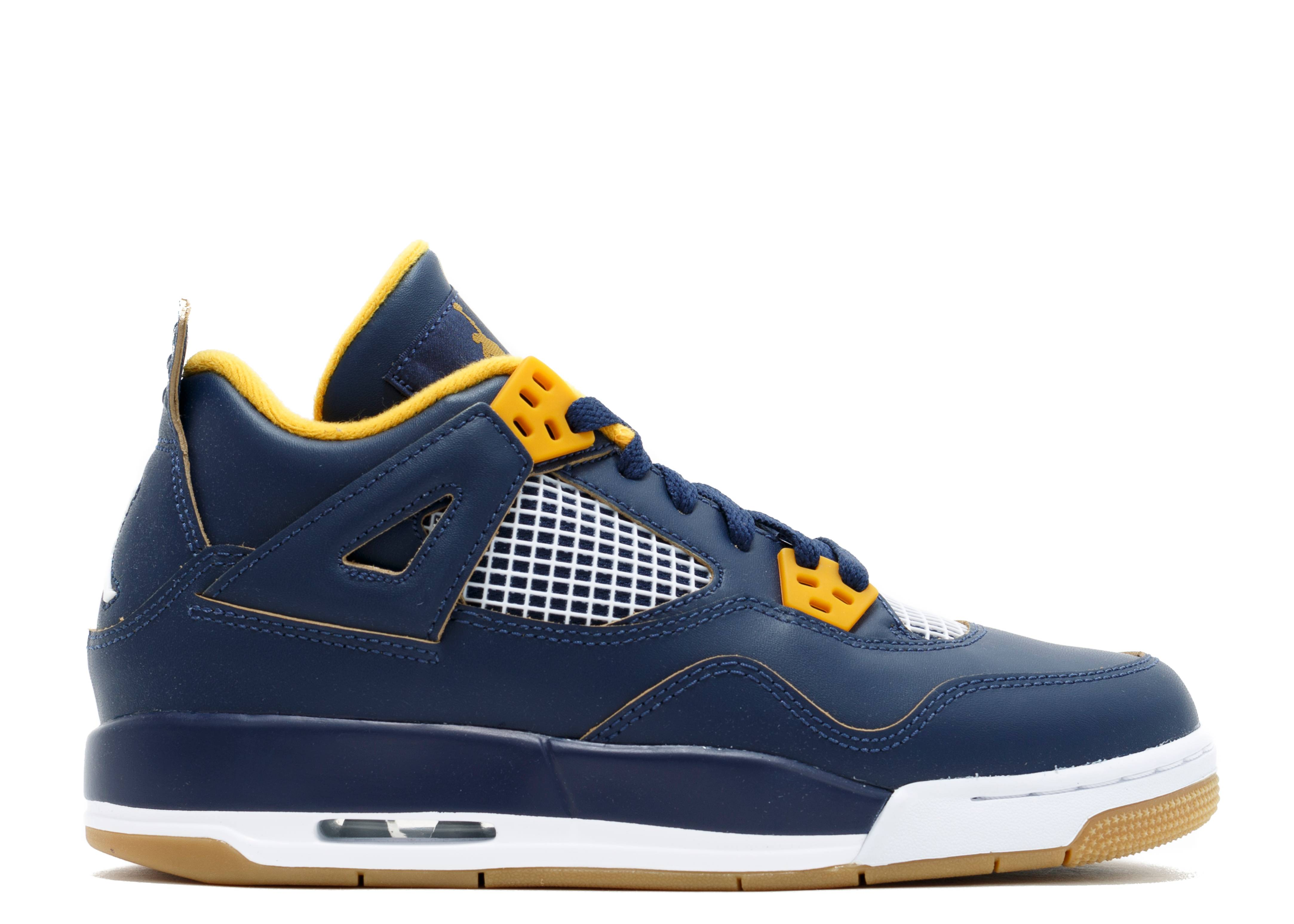 "air jordan 4 retro bg (gs) ""dunk from above"""