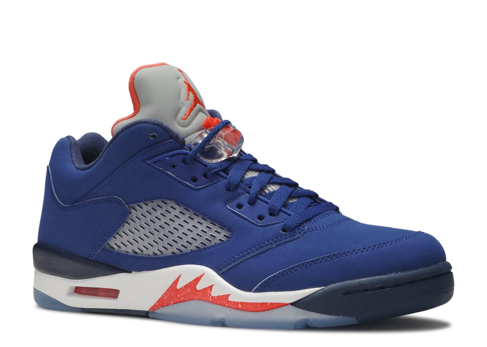 Jordan  Retro Low Knicks Men Shoes