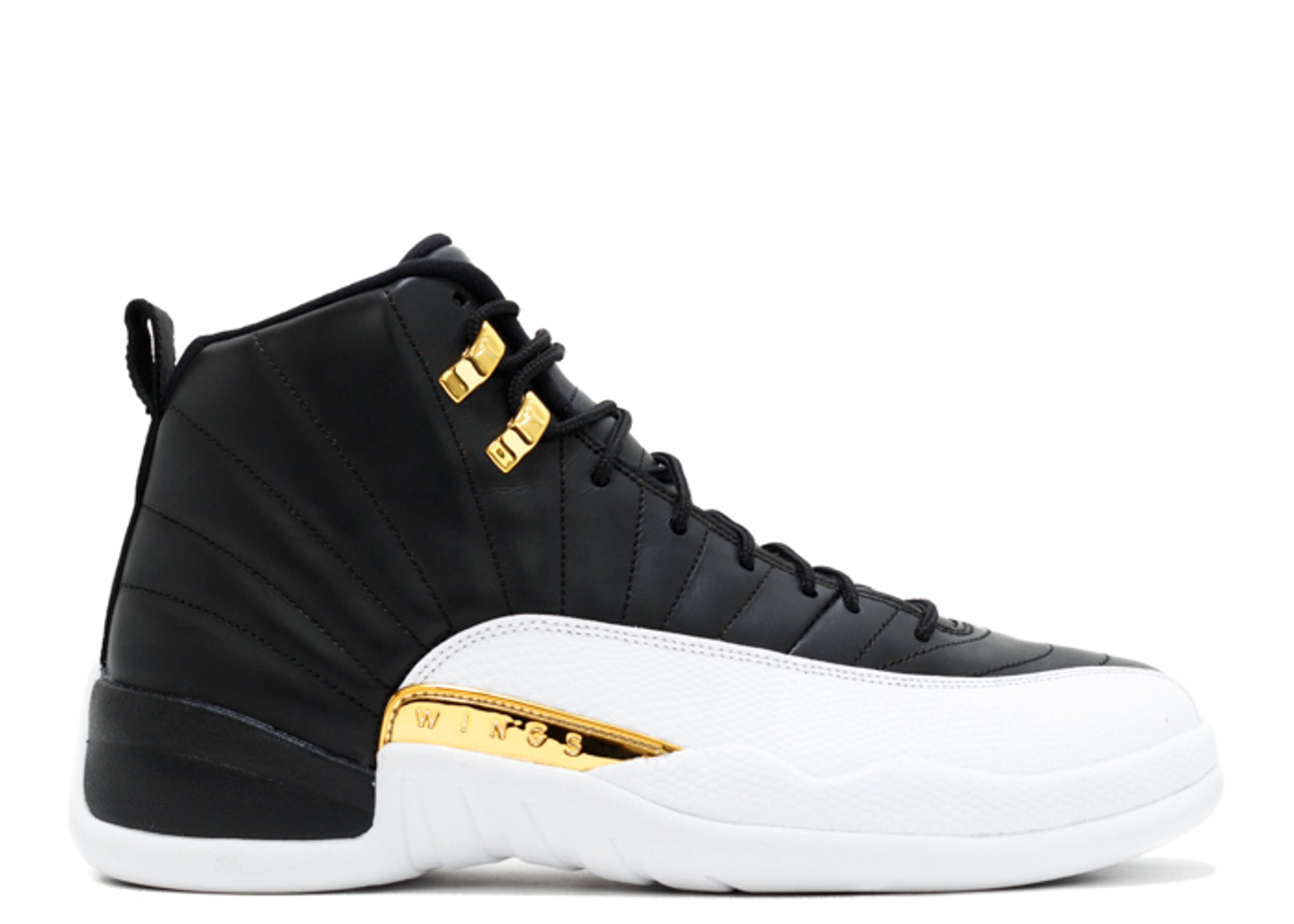 "air jordan 12 retro ""wings (no limit number)"""