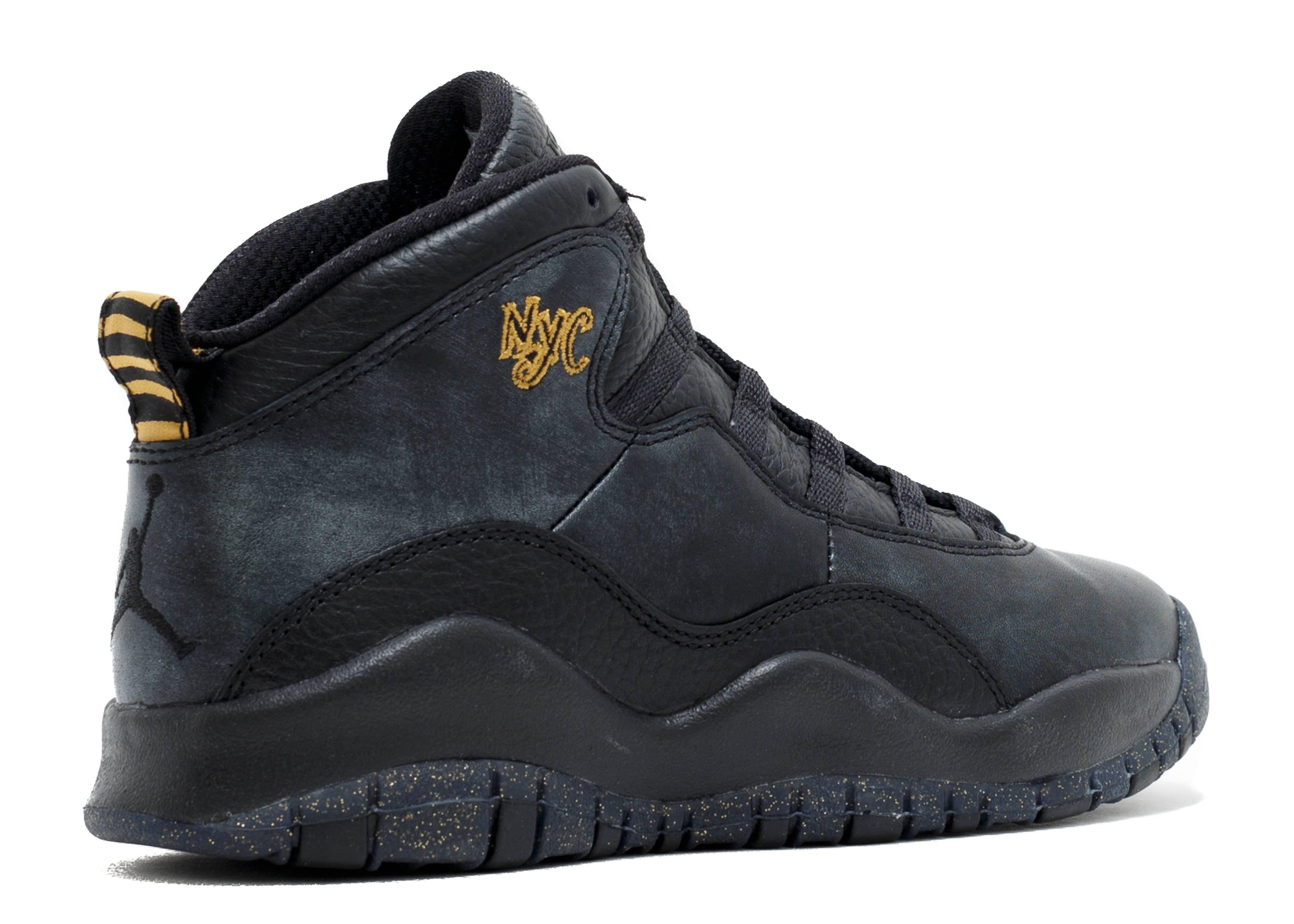 air jordan retro 10 black grey