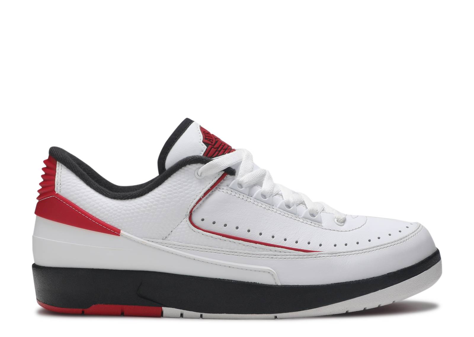 "air jordan 2 retro low ""chicago 2016 release"""