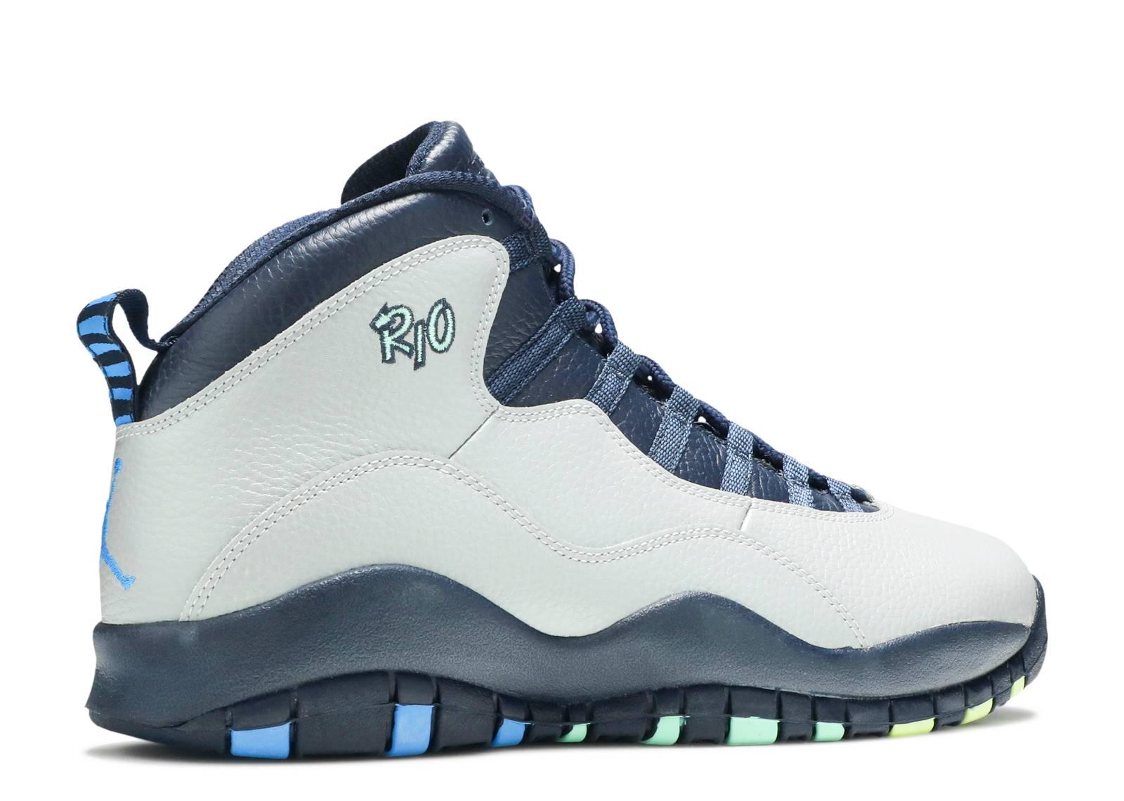 Jordans 10 Retro