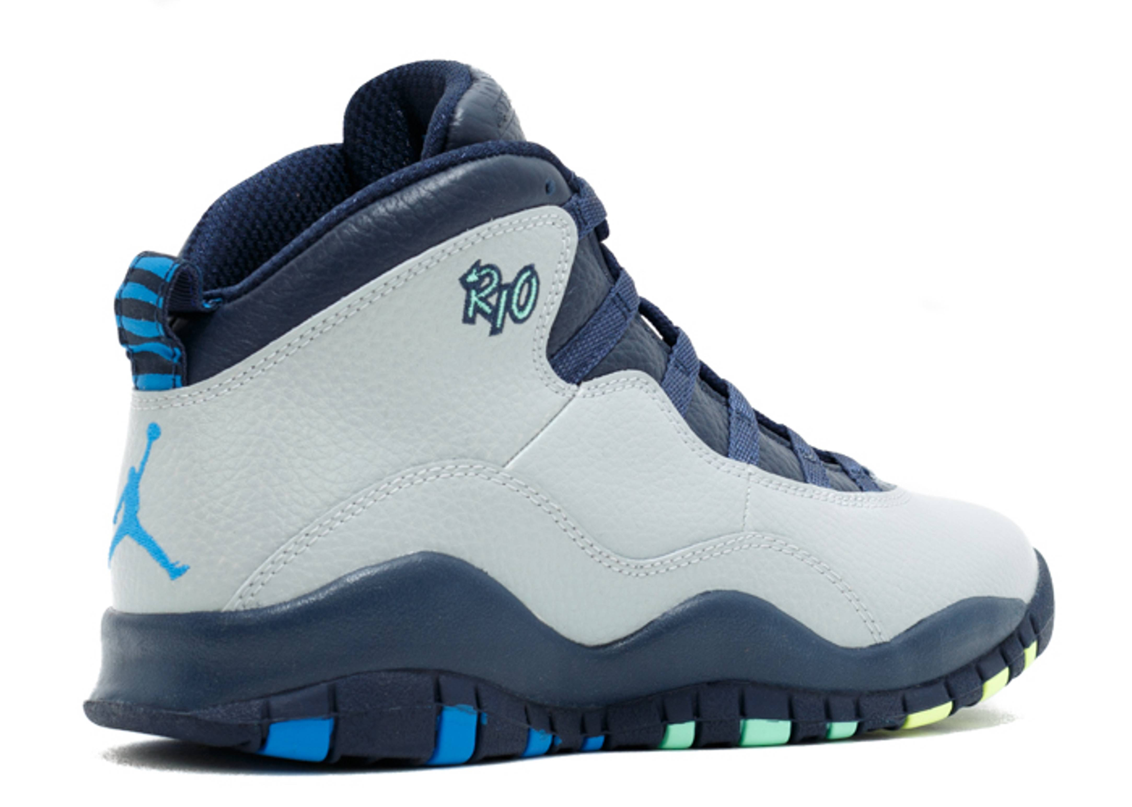 2db27c7312ae ... Air Jordan 10 Retro Bg (gs) ...
