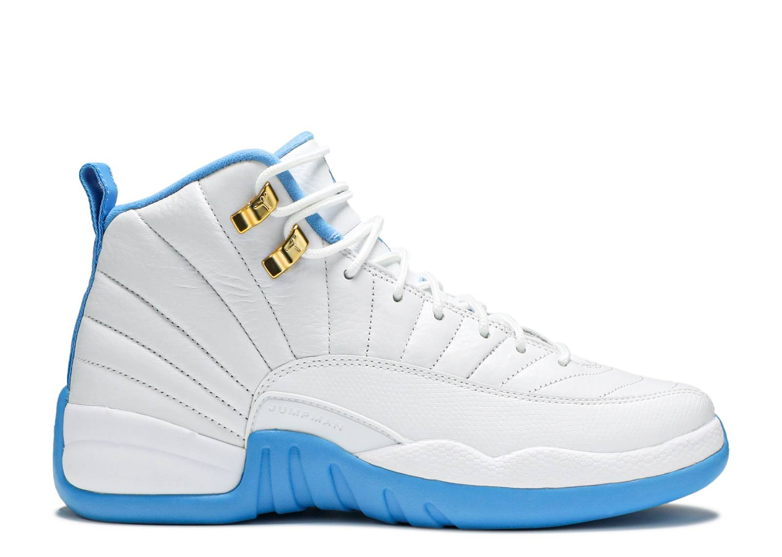 the best attitude 0dc0a c5017 Air Jordan 12 Retro GG 'University Blue'