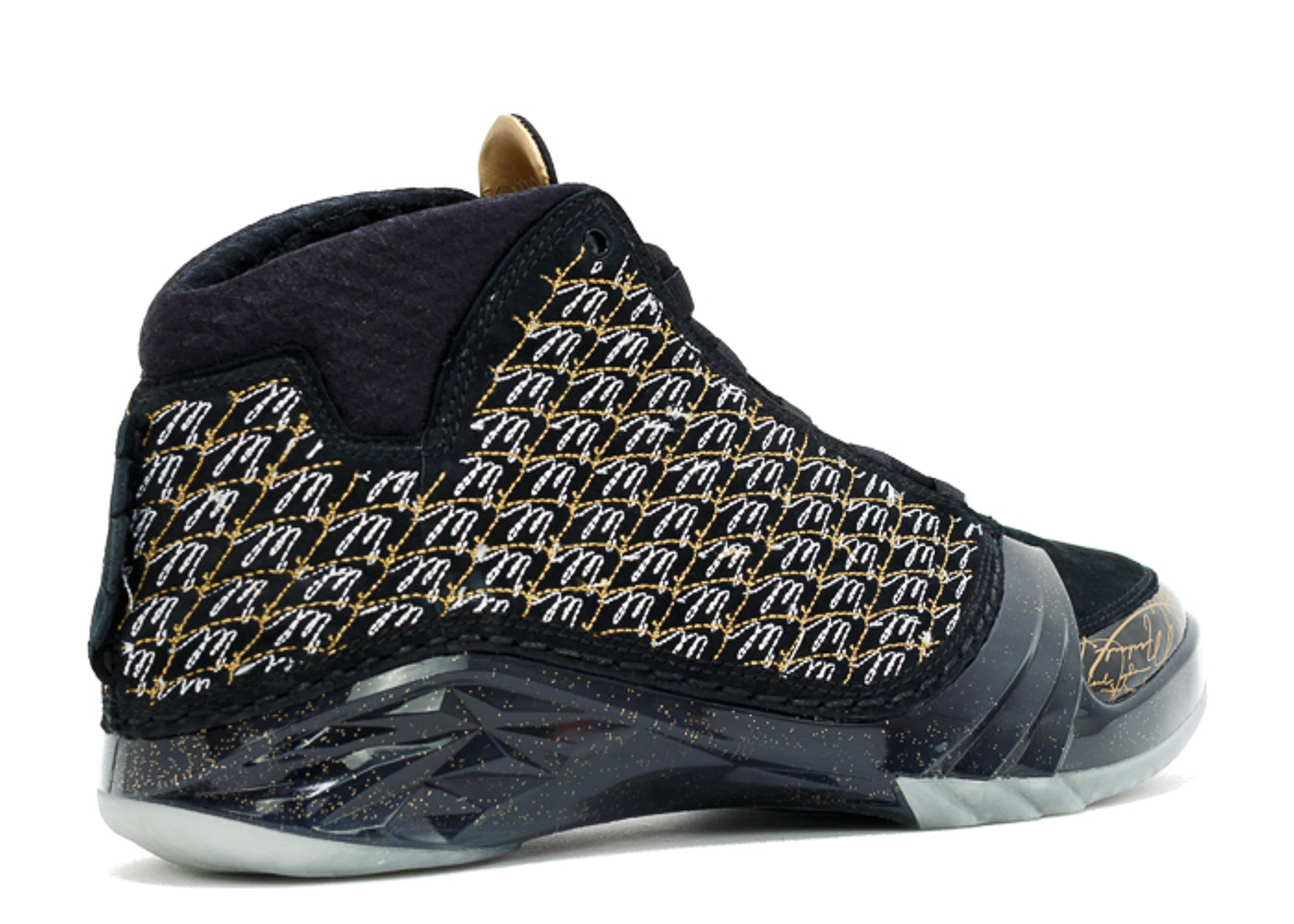 a086c2b06e3 Air Jordan 23 Trophy Room - Air Jordan - 853336 023 - black black-metallic  gold-dark grey