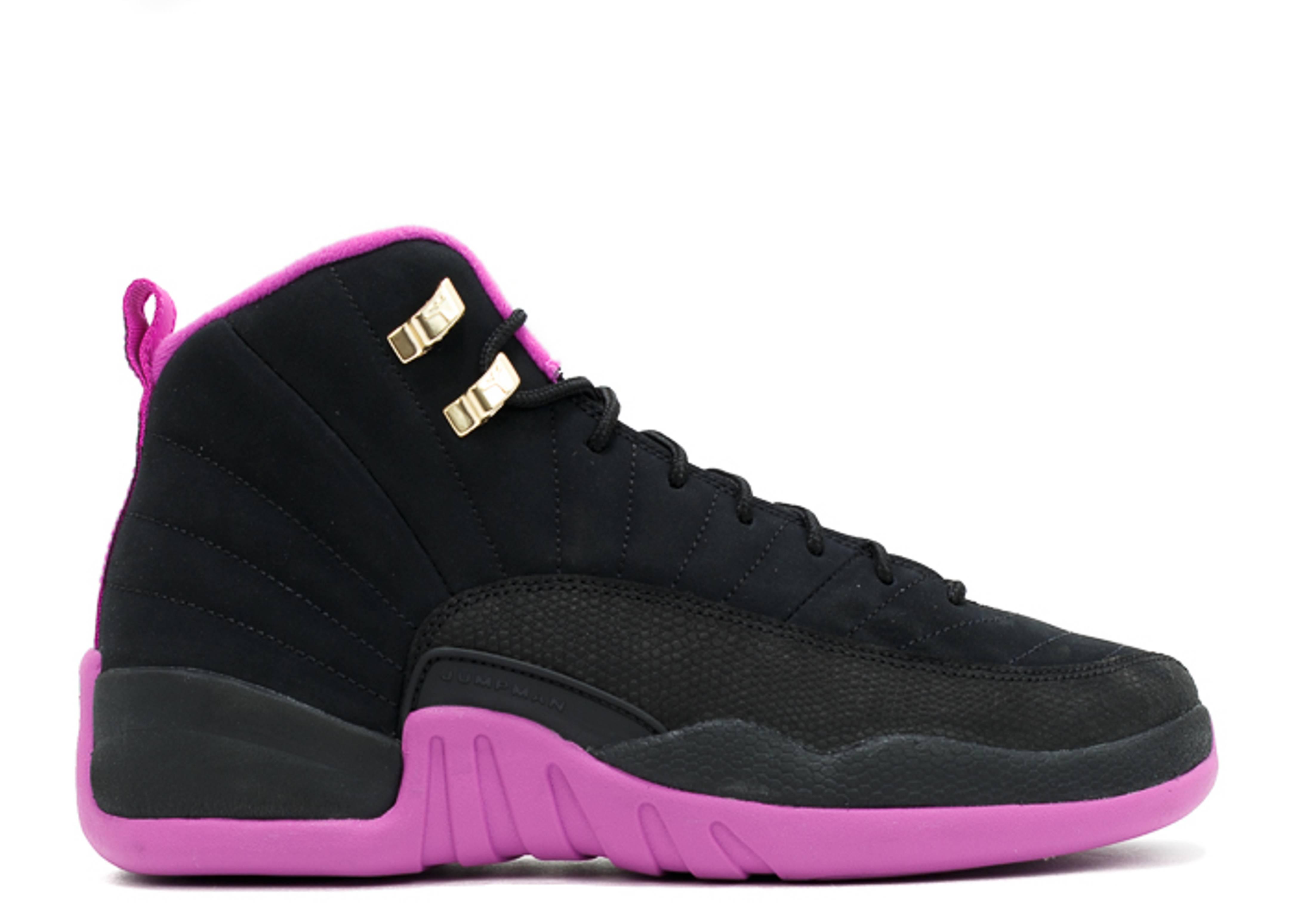 Air Jordan 12 Black