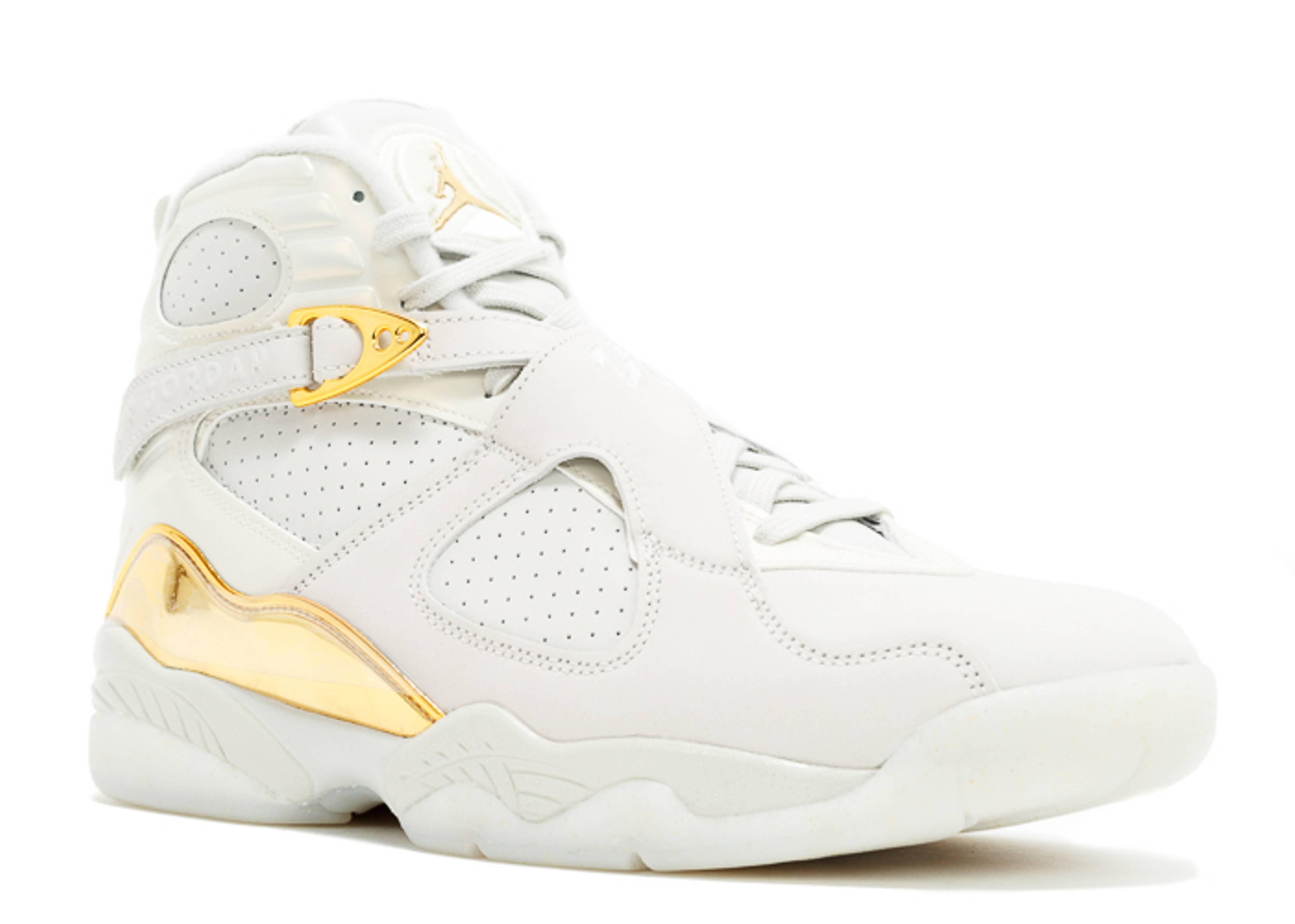 b8fc10581220 ... shop clearance air jordan 8 retro cc champagne light bone metallic gold white  832821 030 1b74d