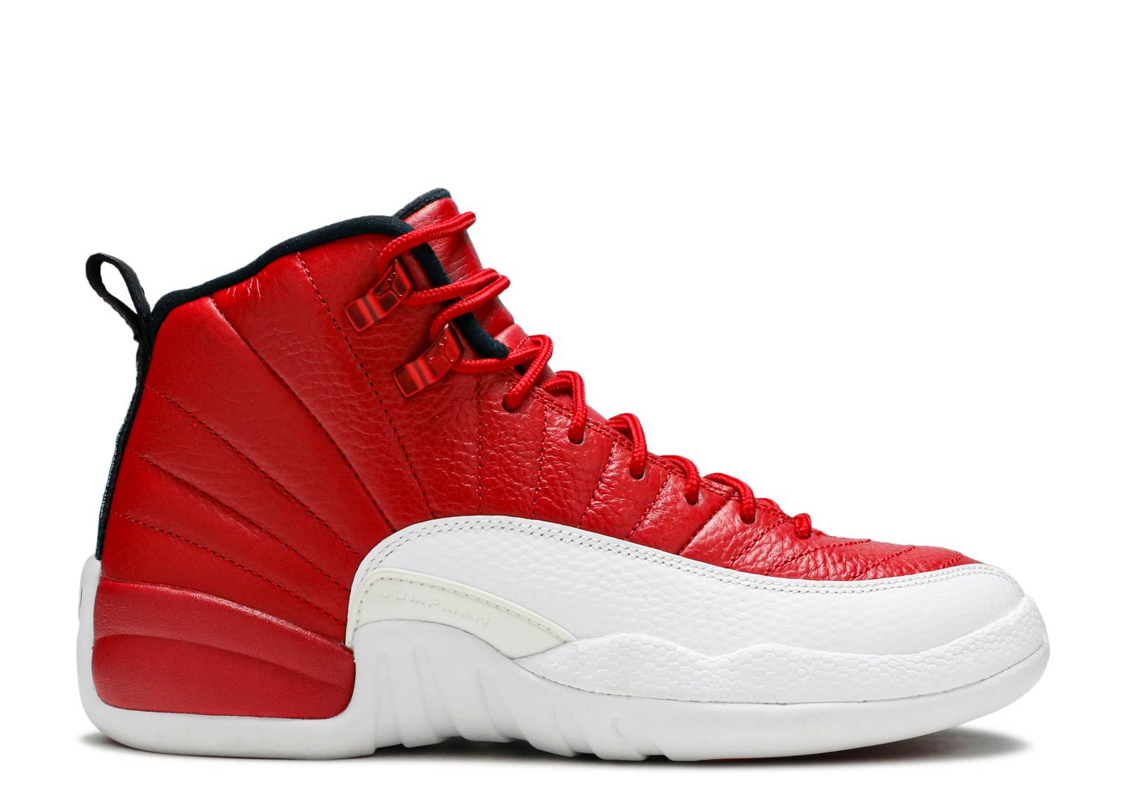 "air jordan 12 retro bg (gs) ""gym red"""