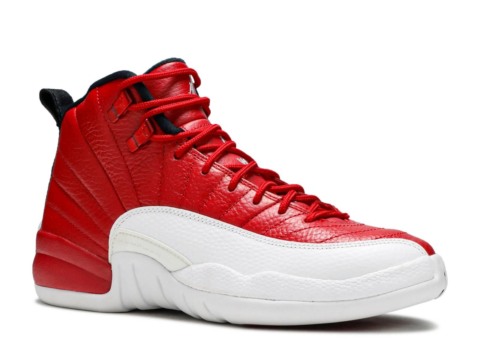 Air Jordan Rouge Et Blanc 12 Jordan