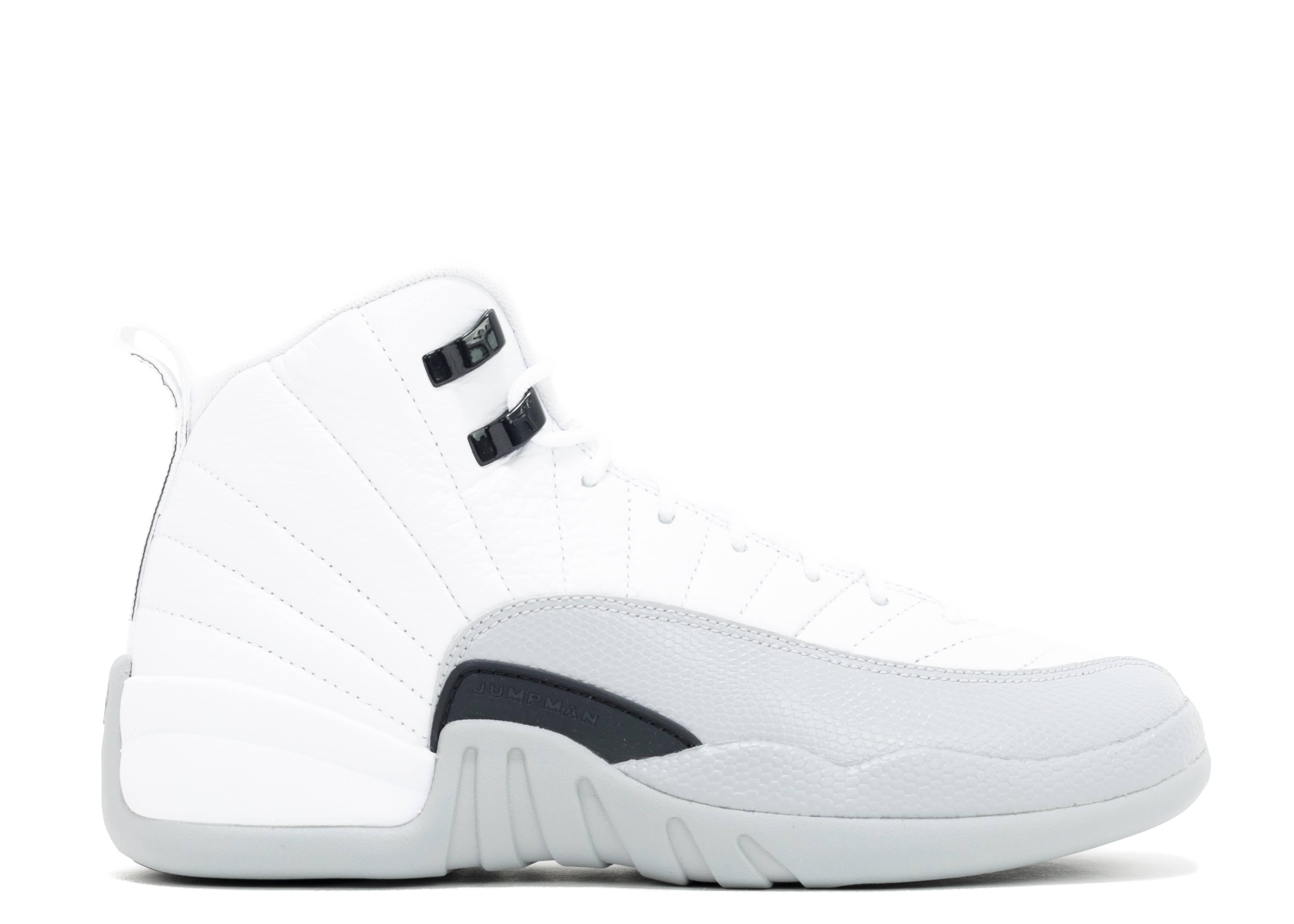 Air Jordan 12 Grey
