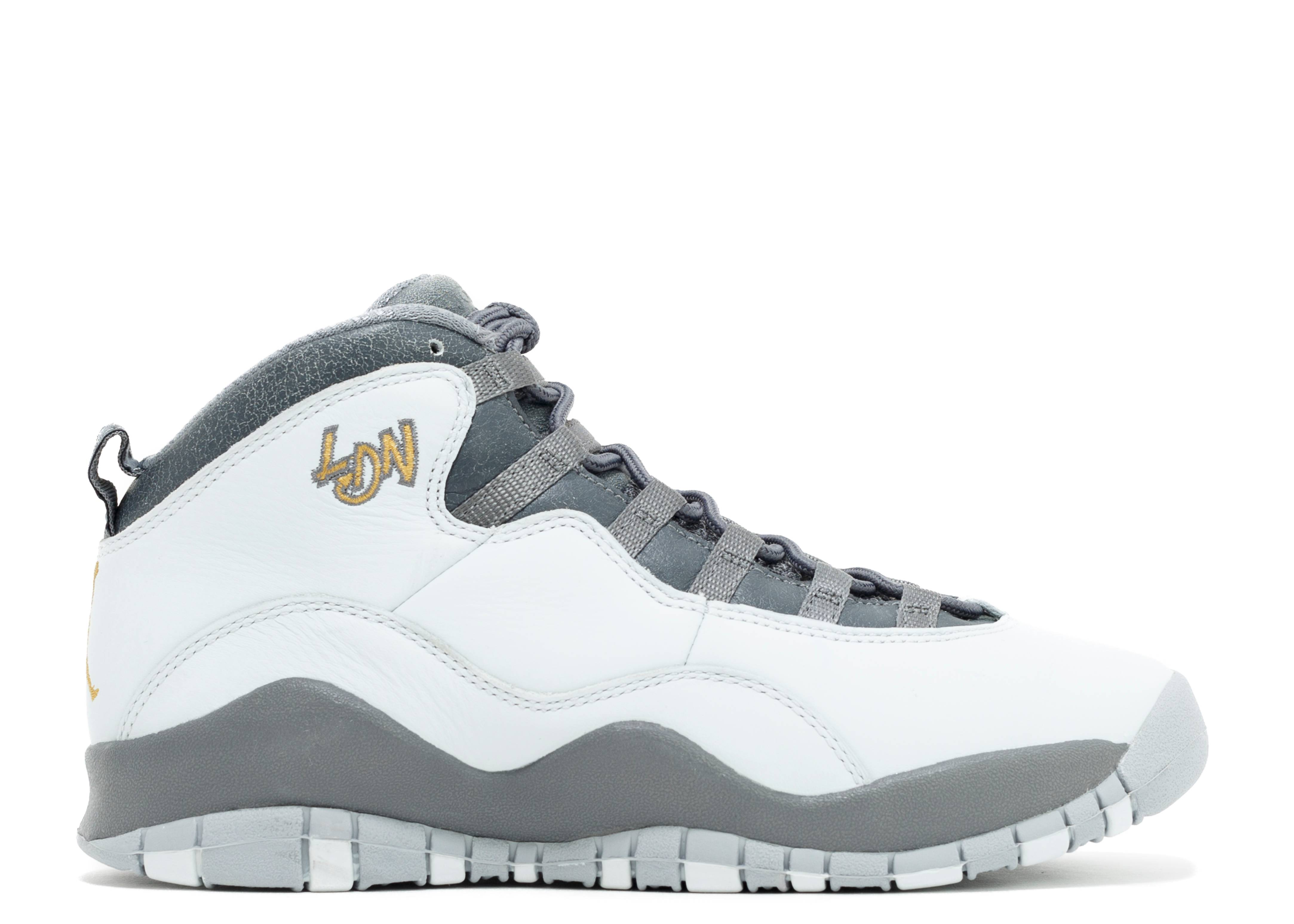 8bd99edadfc0 Air Jordan 10 (X) Shoes - Nike