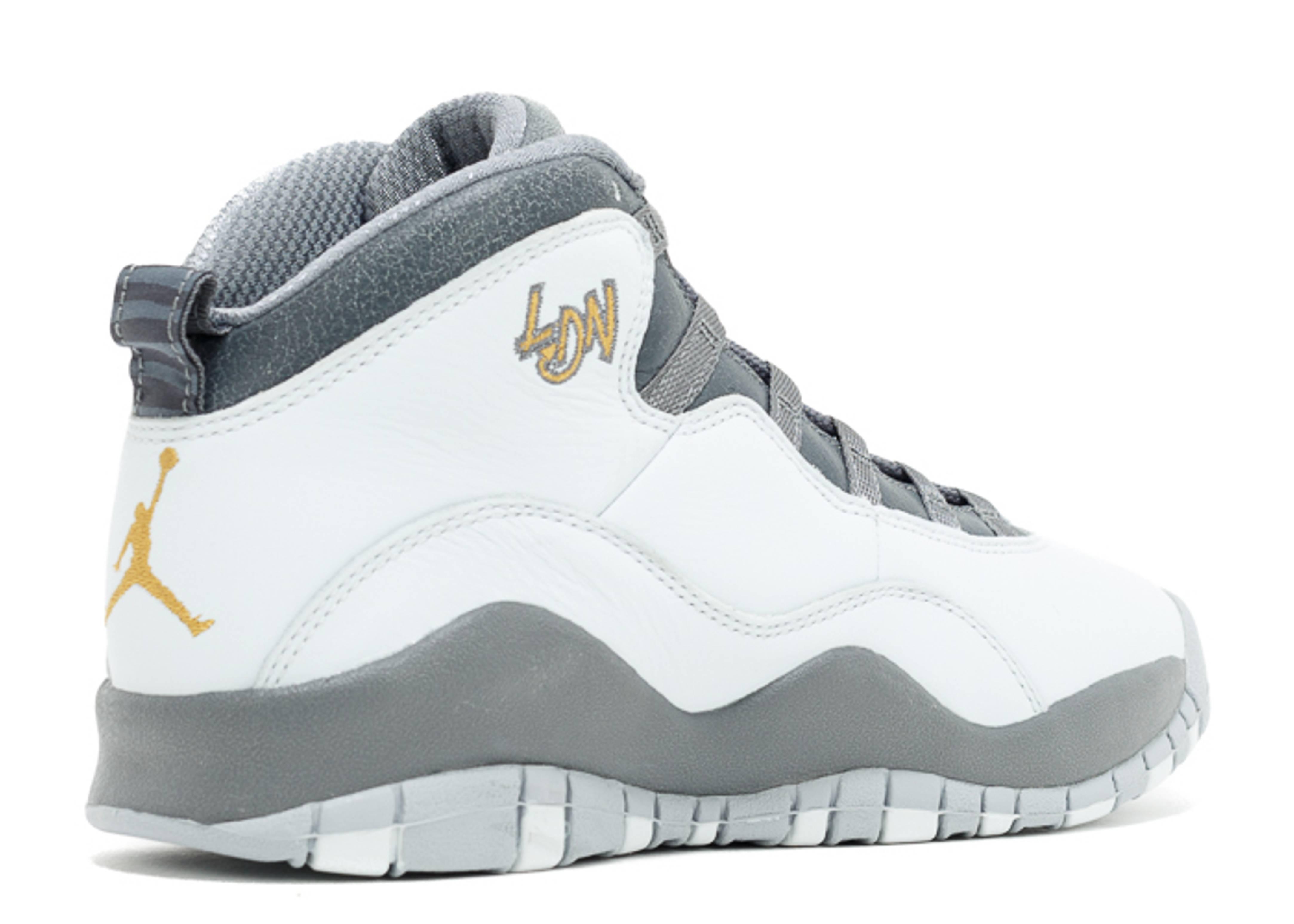 online store e1446 89f5a Air Jordan 10 Retro Bg