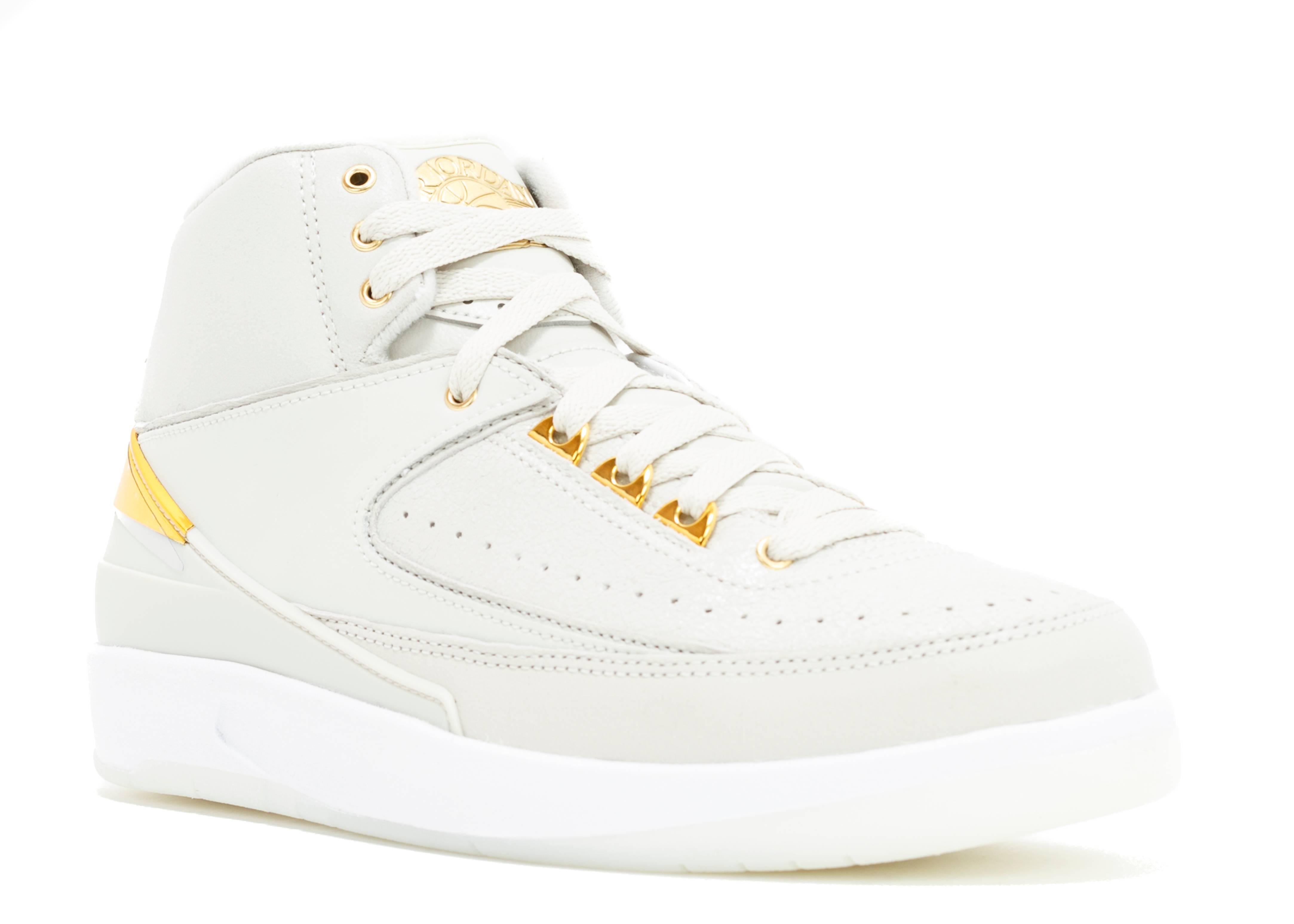 Jordans White And Gold