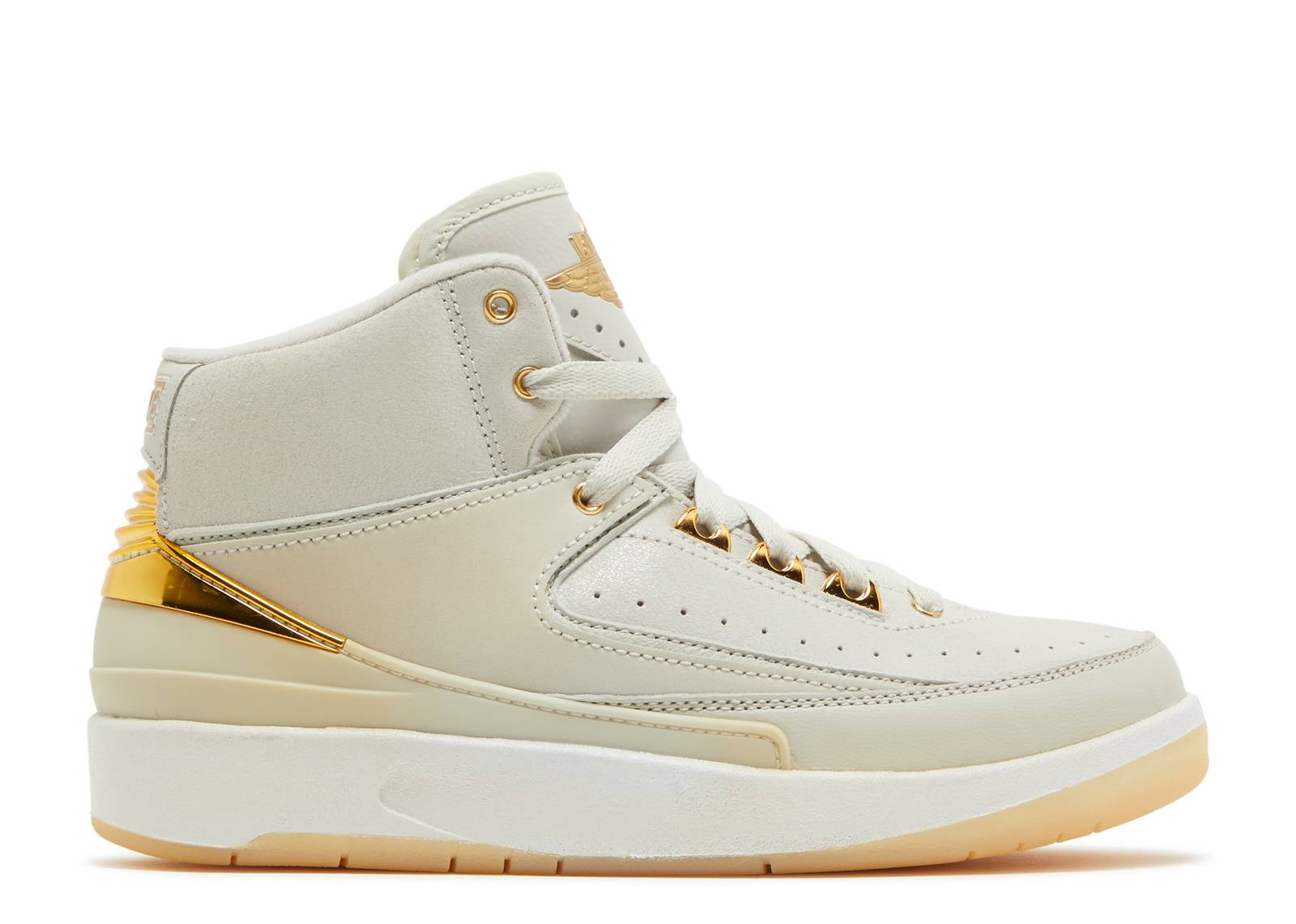 "air jordan 2 retro q54 bg (gs) ""quai 54"""