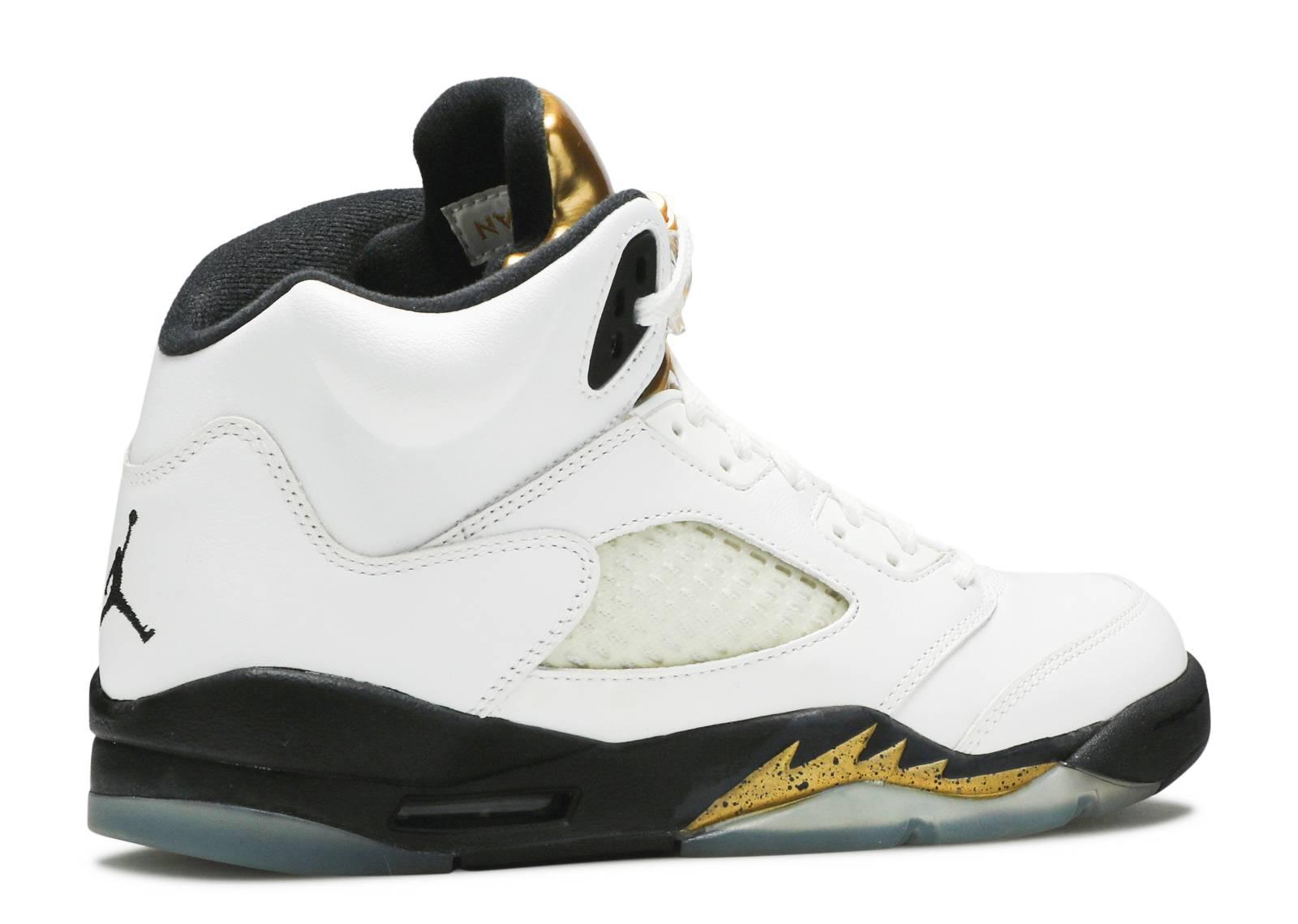 sports shoes 44b37 57a2c Air Jordan 5 Retro Bg (gs)