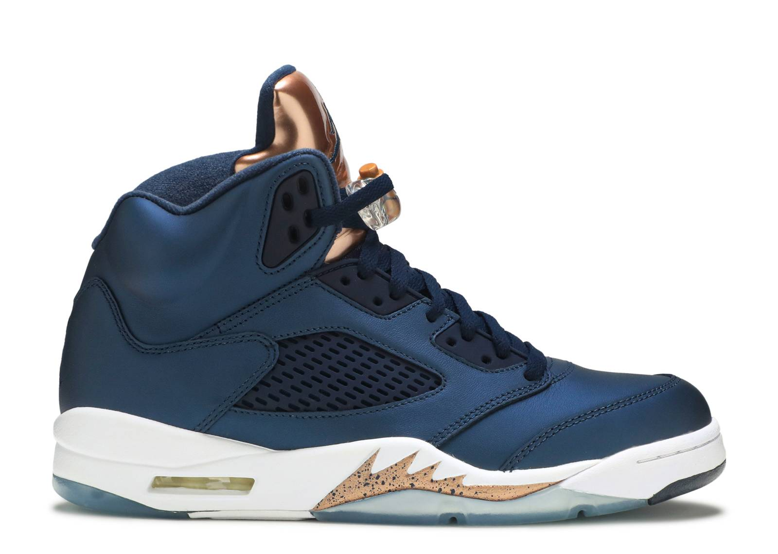 Jordan Air Jordan 5 Retro Mens Bronze