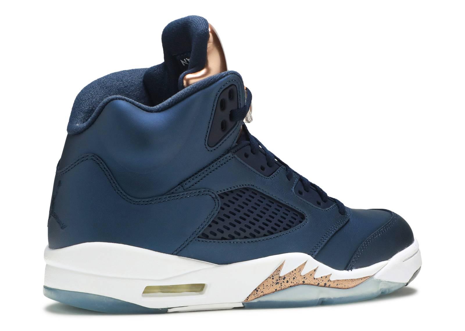 Jordan 5 Bronze