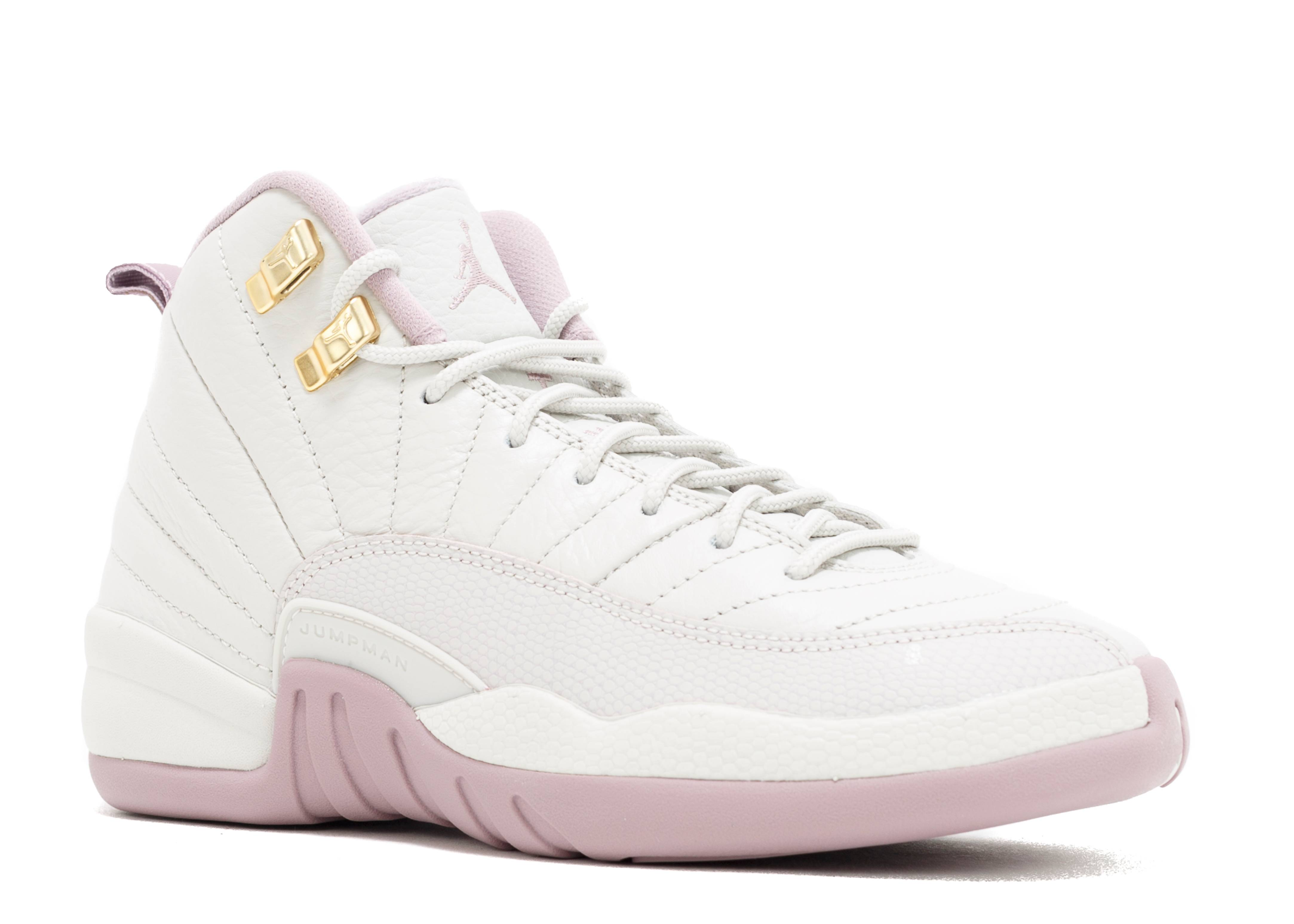 "Air Jordan 12 Retro Prem Hc Gg (gs) ""heiress"" - Air Jordan ..."
