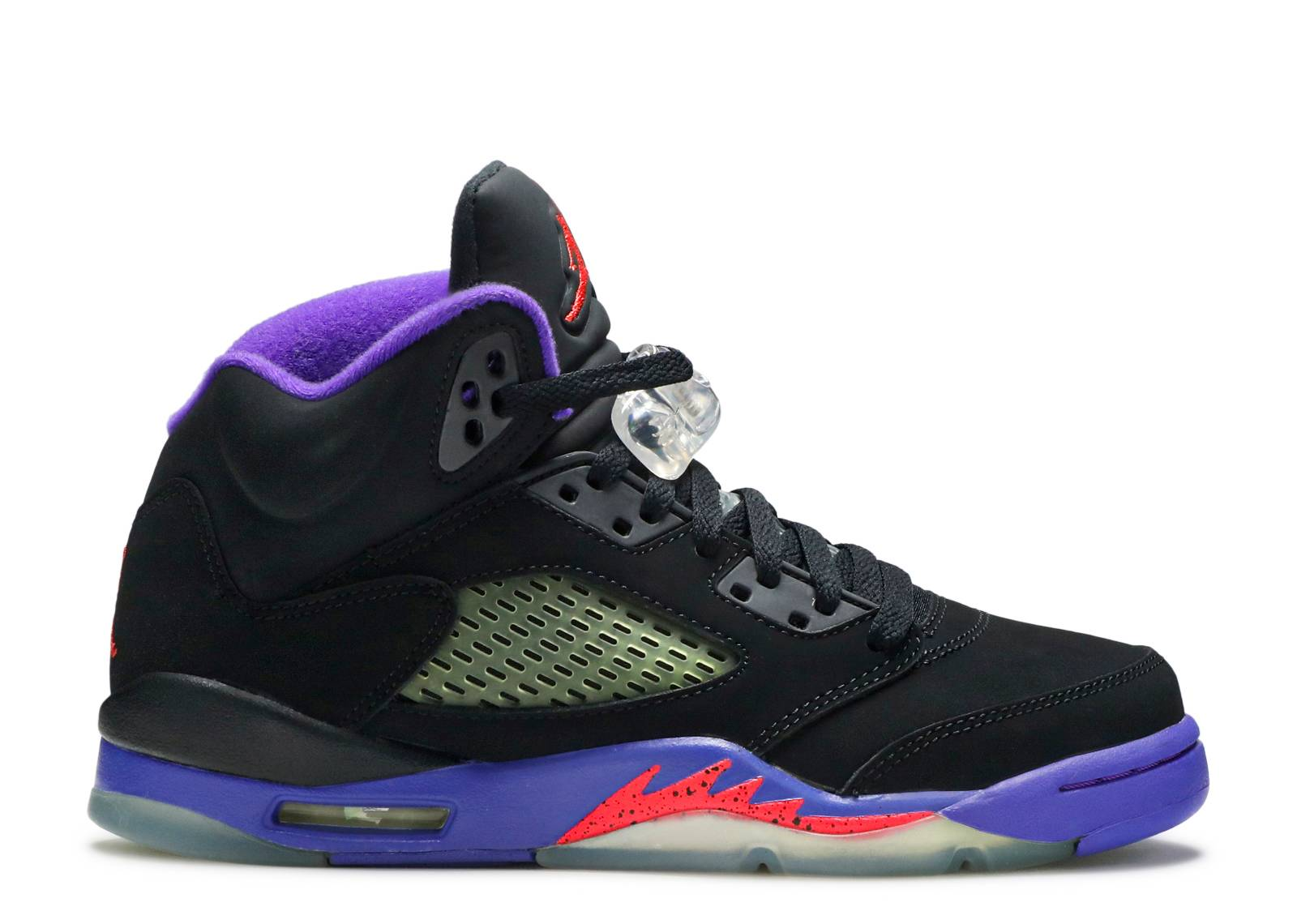 Nike Womens Air Jordan 5 Teal-Pink-Purple Sneakers  3126782