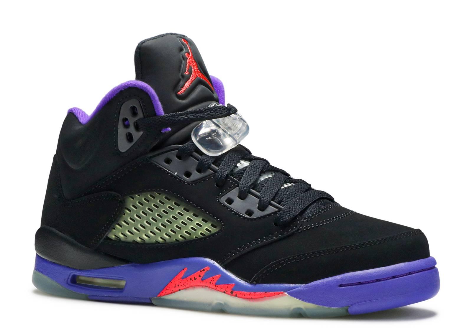 Purple Supra Shoes Mens