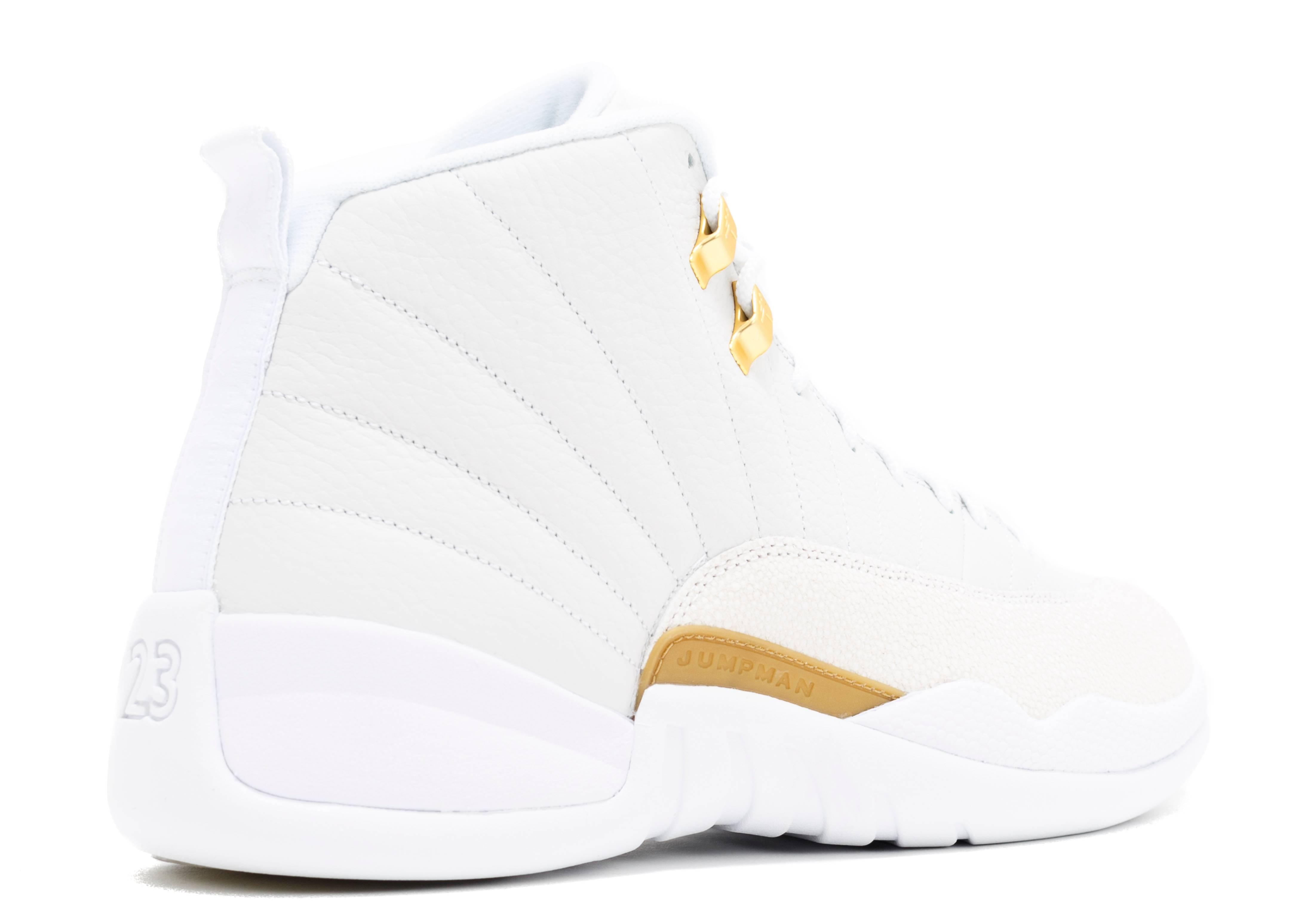 Air Jordan 12 Retro Ovo