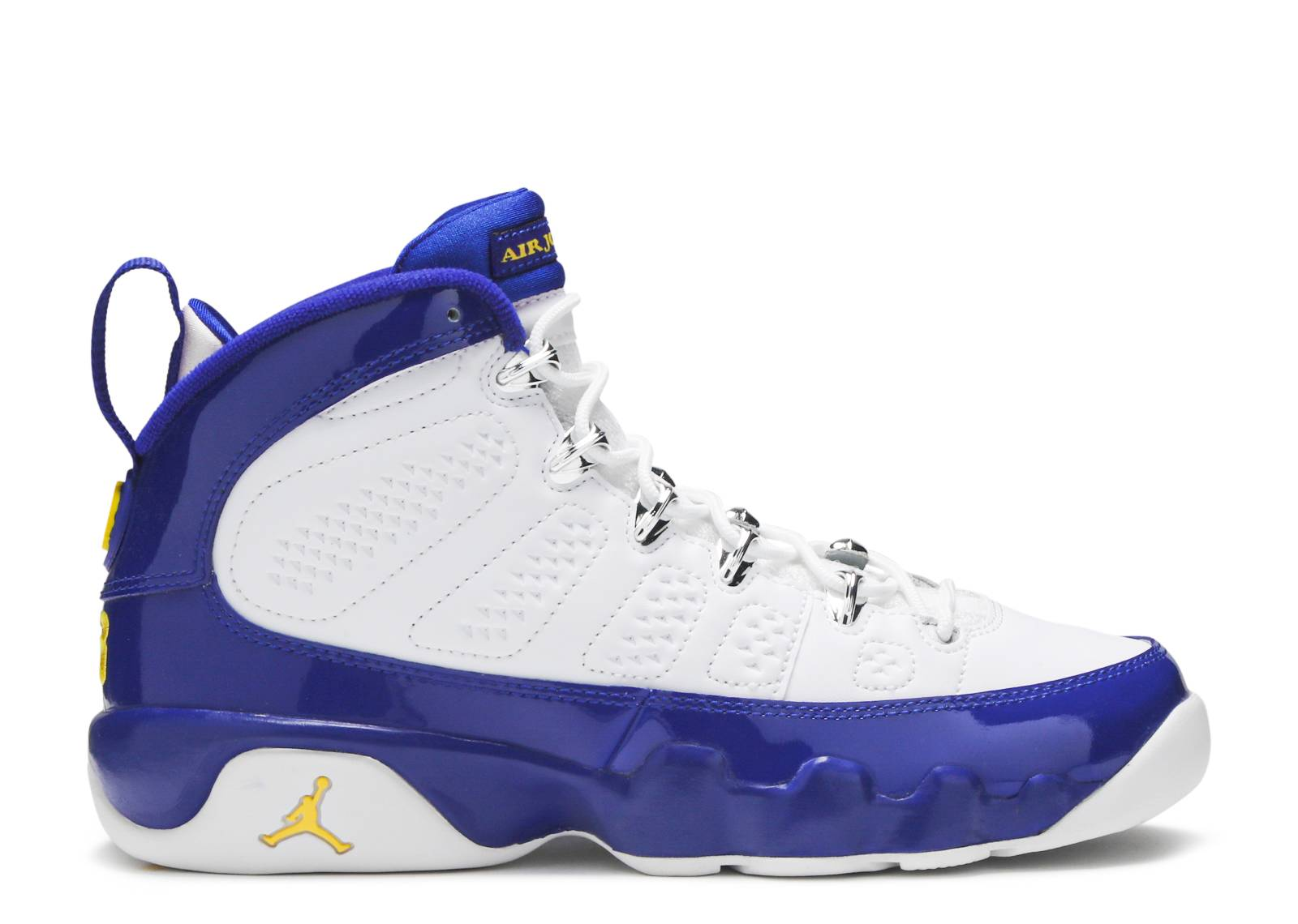 "air jordan 9 retro bg (gs) ""kobe bryant pe"""