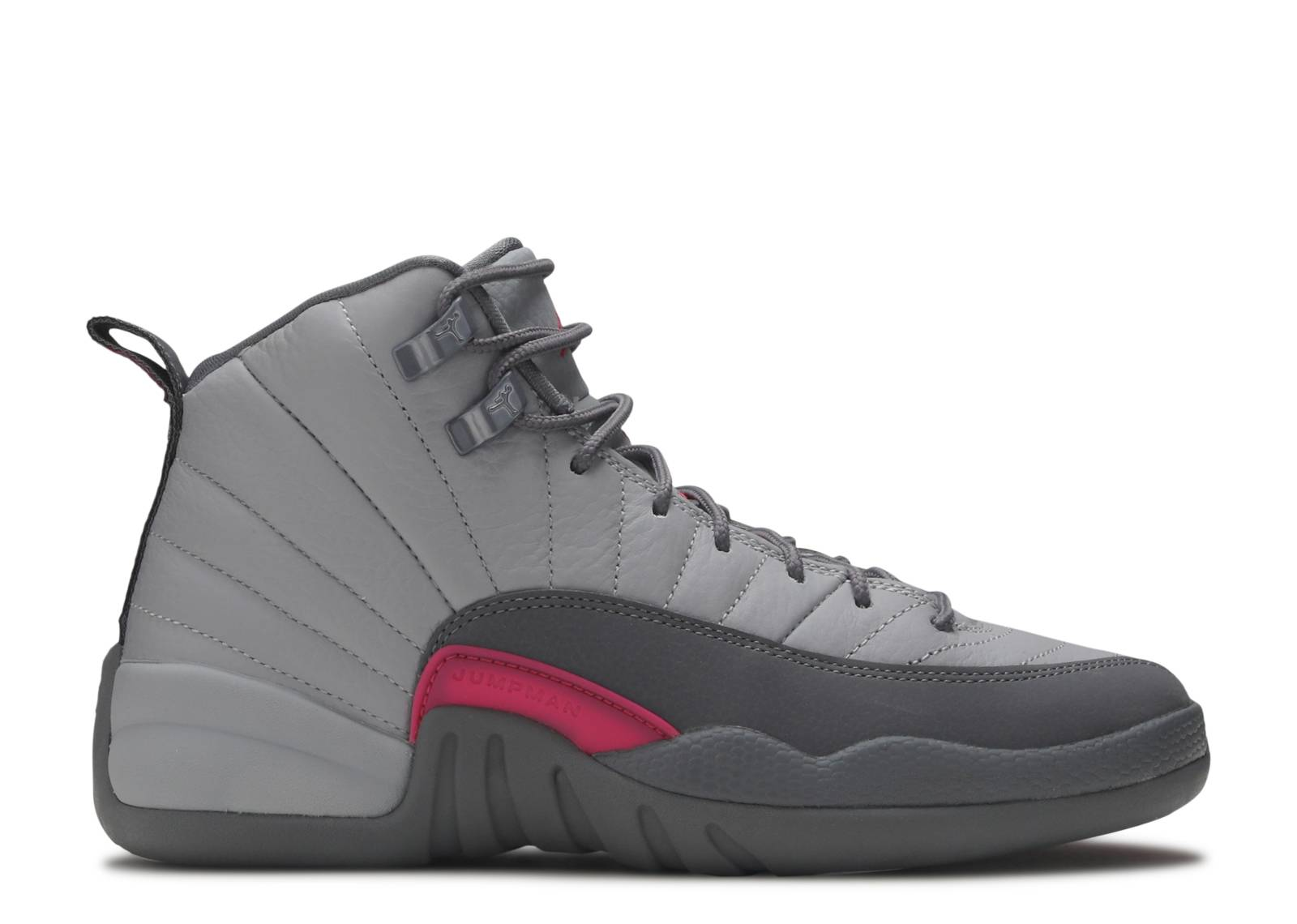 fa5ebbf21f9c Air Jordan 12 Retro Gg (gs) - Air Jordan - 510815 029 - wolf grey ...