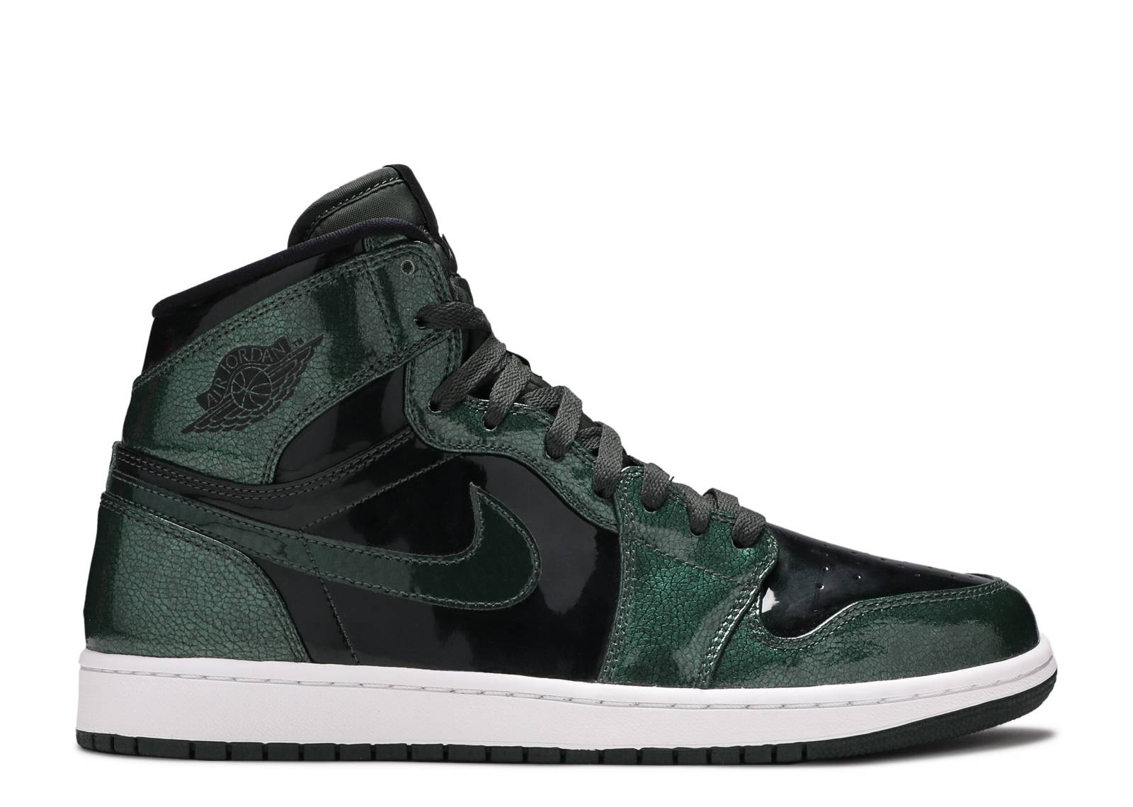 d8f1a6023822c0 Air Jordan 1 Retro High - Air Jordan - 332550 300 - grove green black-white
