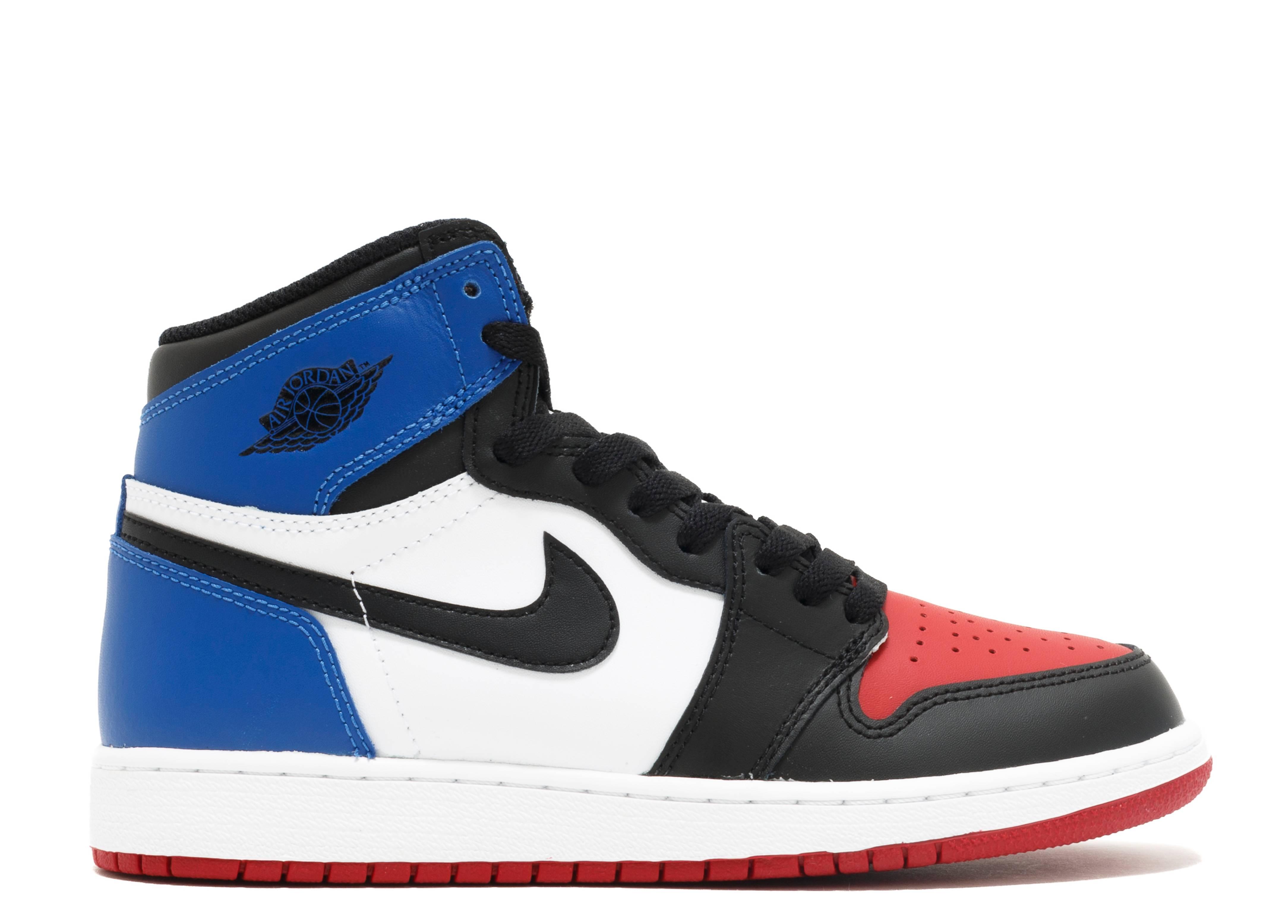 air jordan royal blue 1 gs