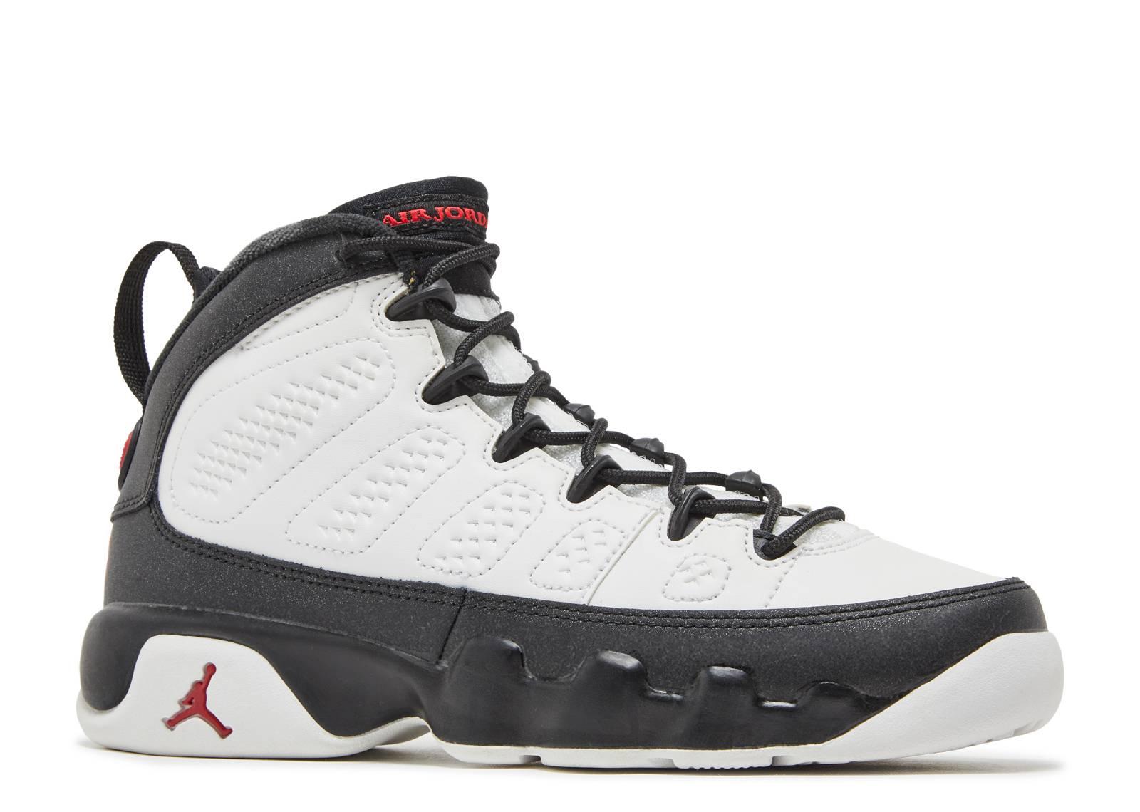 premium selection 79c90 00153 Air Jordan 9 Retro Bg (gs)